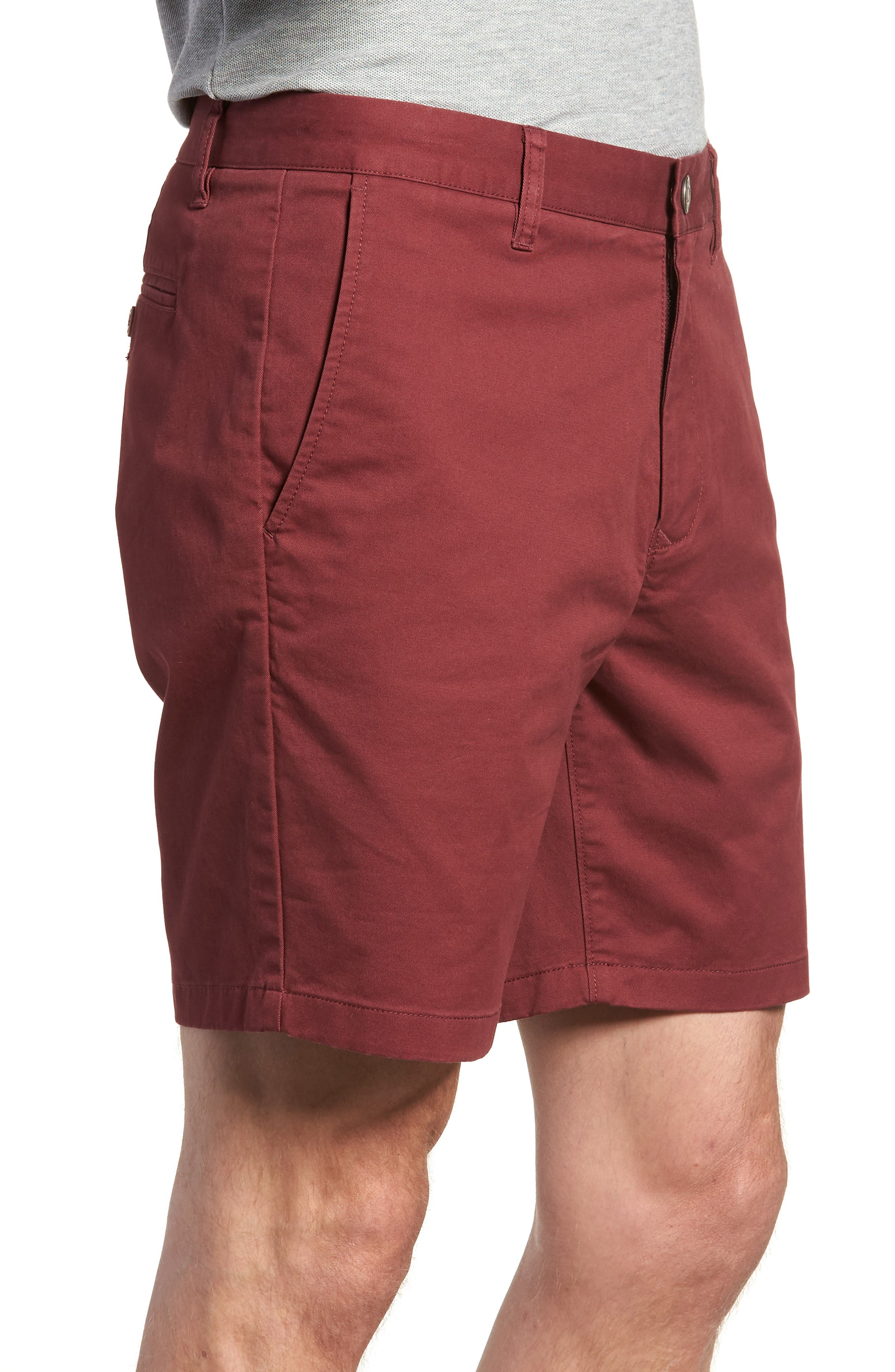 Stretch Chino 7-Inch Shorts,                             Alternate thumbnail 34, color,