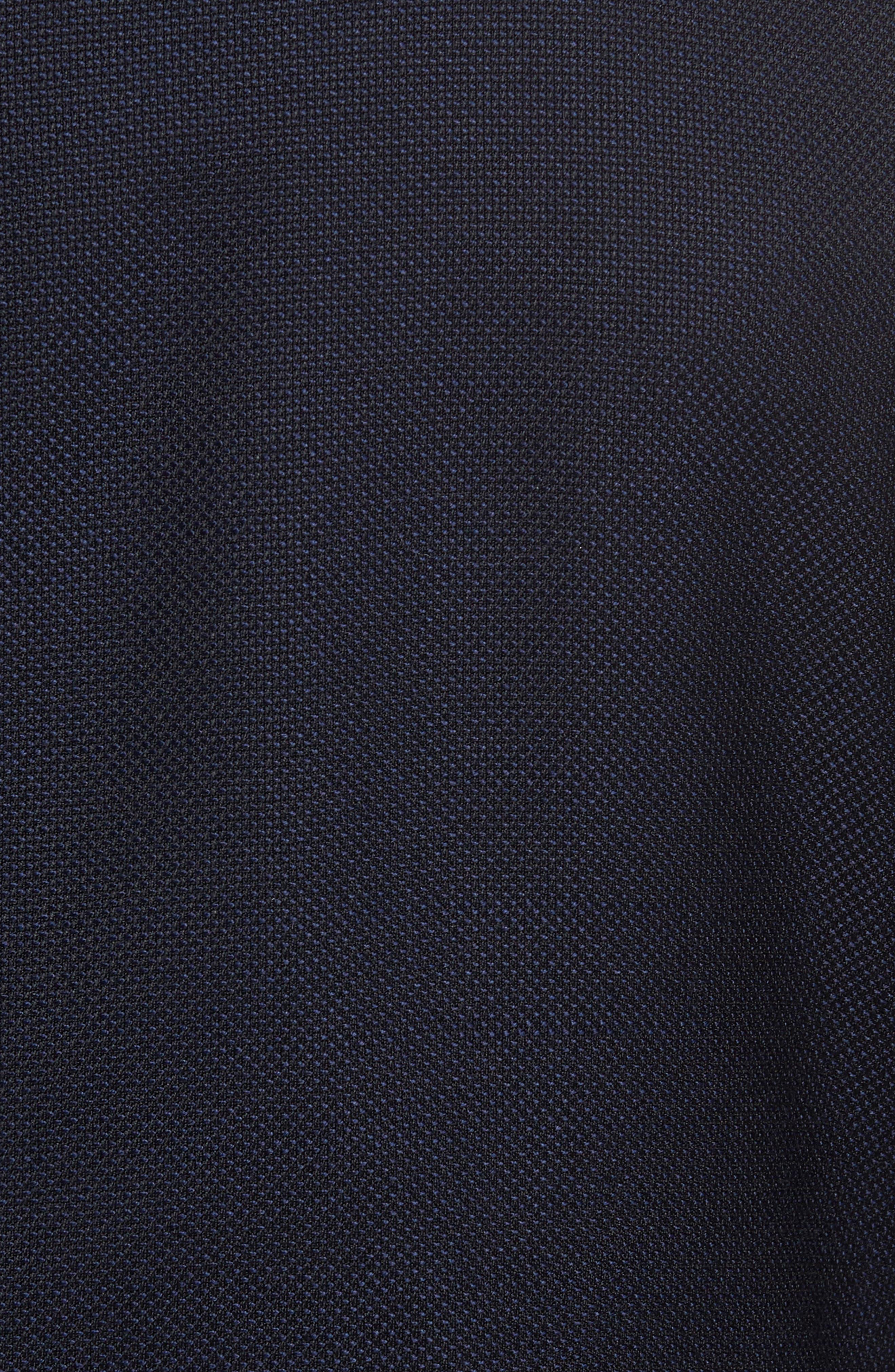 Vantage Trim Fit Wool Blazer,                             Alternate thumbnail 6, color,