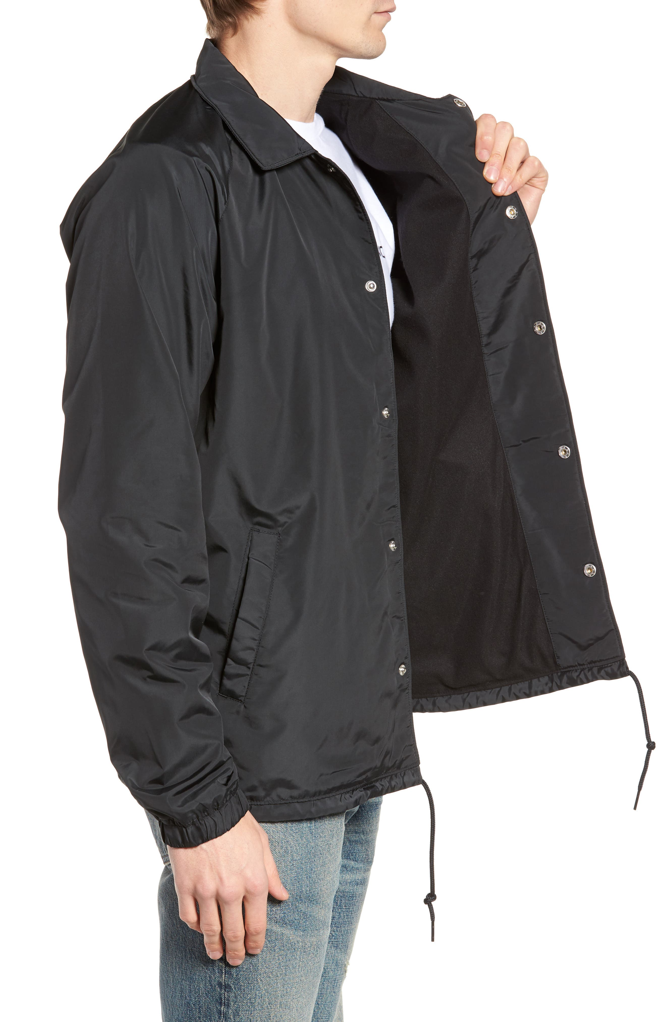 All the Way Coach's Jacket,                             Alternate thumbnail 3, color,                             001