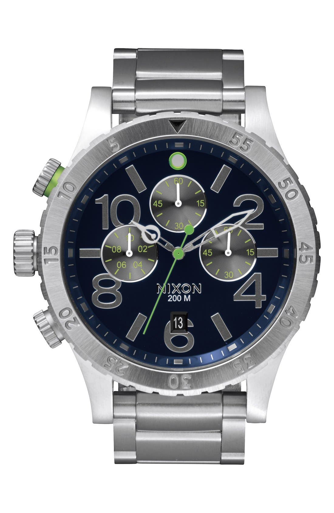 'The 48-20' Chronograph Watch, 48mm,                             Main thumbnail 9, color,