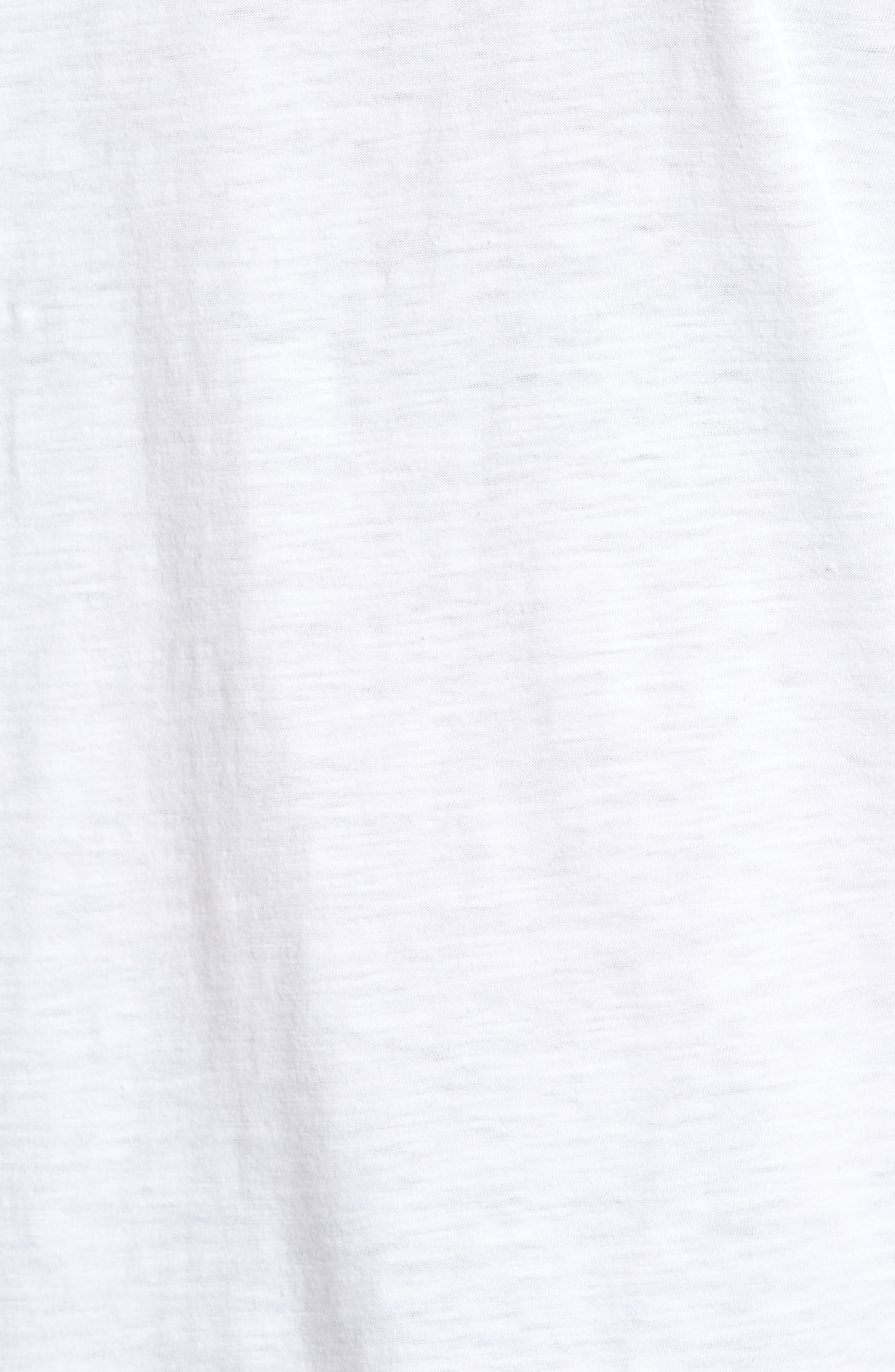 Organic Cotton Tee,                             Alternate thumbnail 17, color,