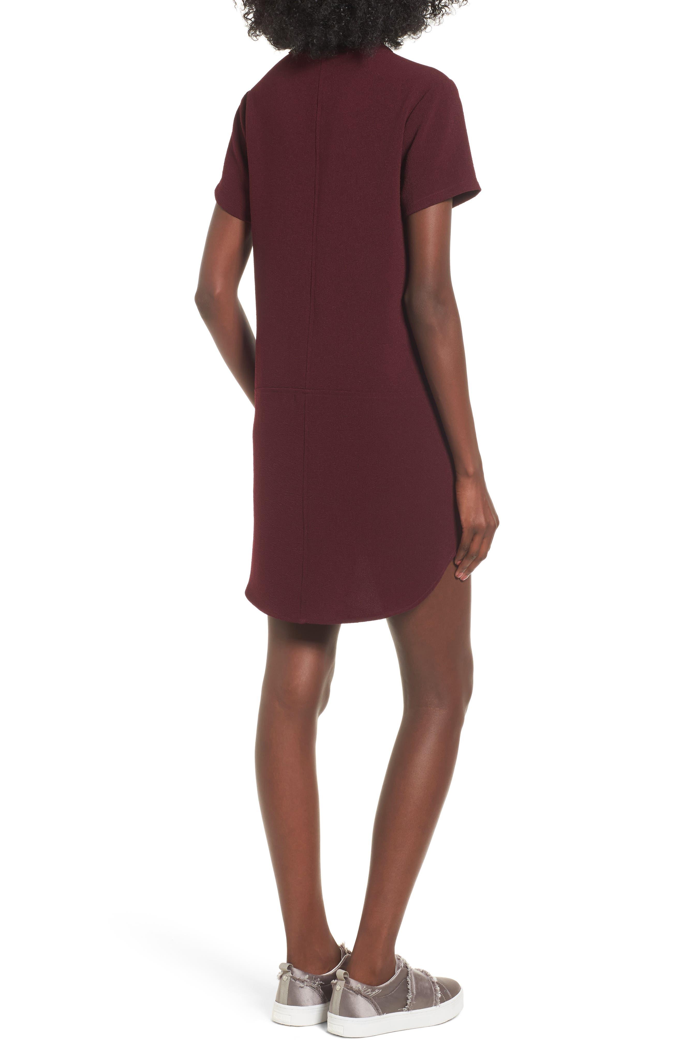 Hailey Crepe Dress,                             Alternate thumbnail 58, color,