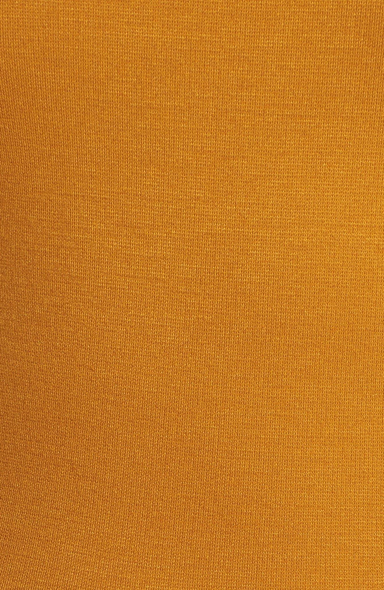 Stretch Knit Midi Dress,                             Alternate thumbnail 50, color,