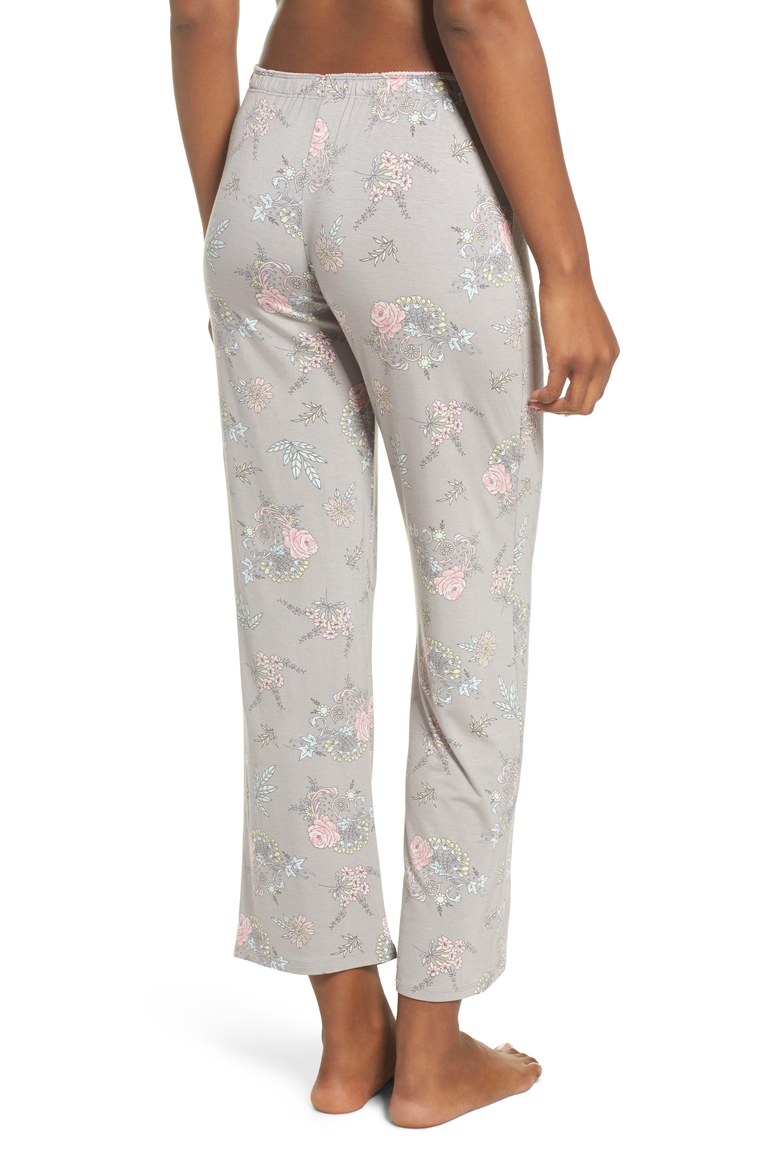 Drawstring Pajama Pants,                             Alternate thumbnail 2, color,                             020