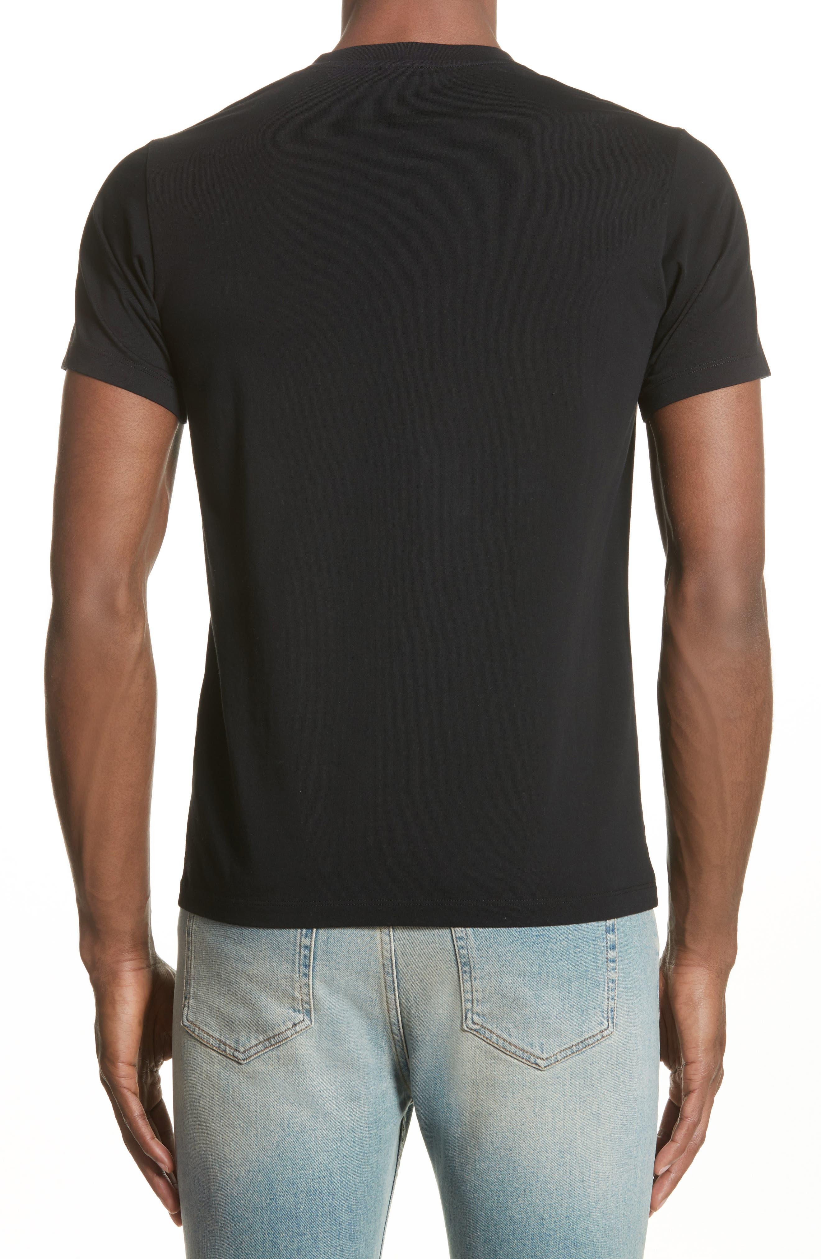 Tiger Graphic T-Shirt,                             Alternate thumbnail 2, color,                             001
