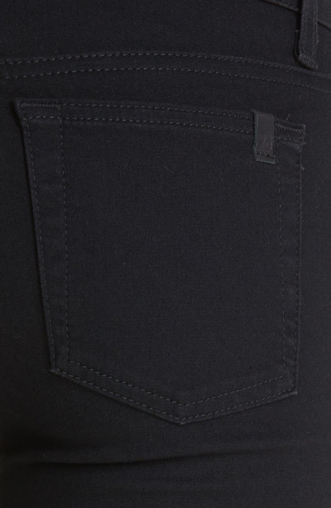Skinny Stretch Jeans,                             Alternate thumbnail 6, color,                             001