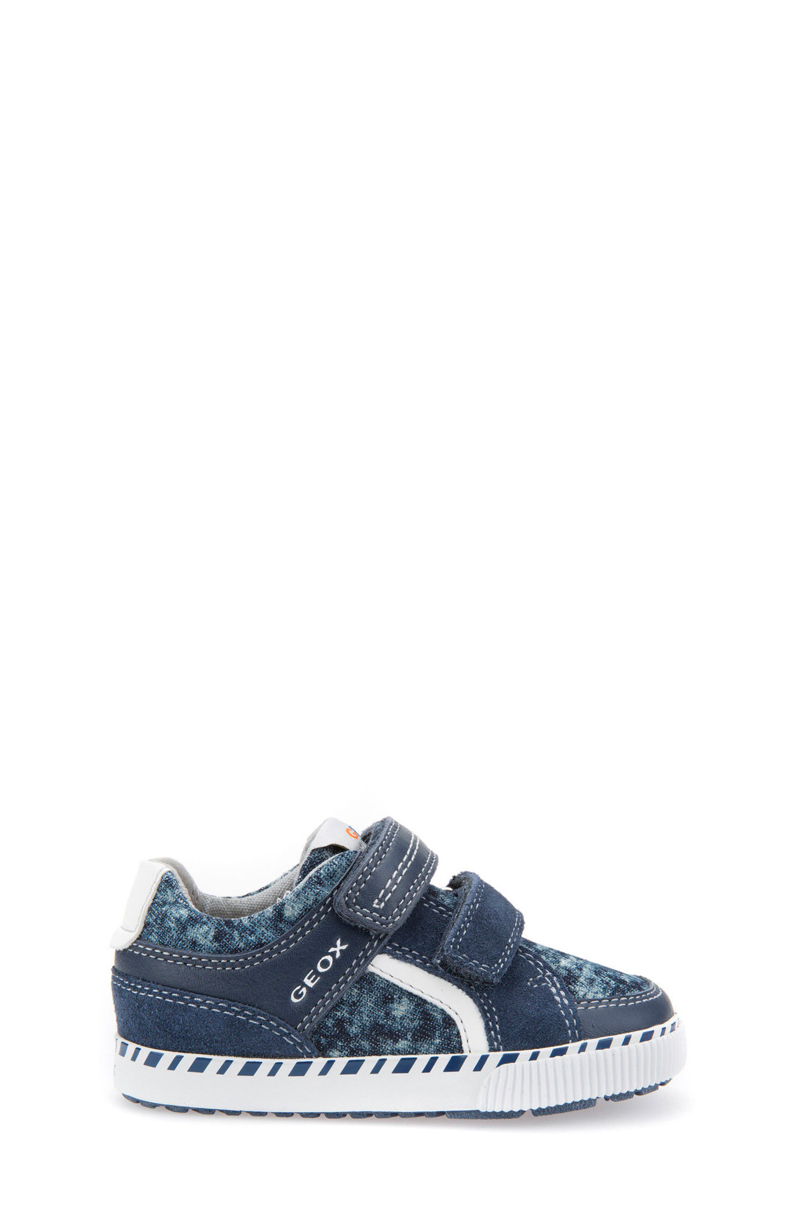 Kilwi Knit Sneaker,                             Alternate thumbnail 3, color,                             NAVY/ WHITE