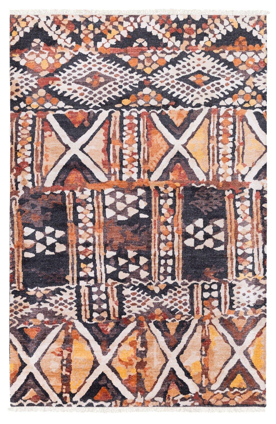 'Zambia' Rug,                             Main thumbnail 1, color,                             001