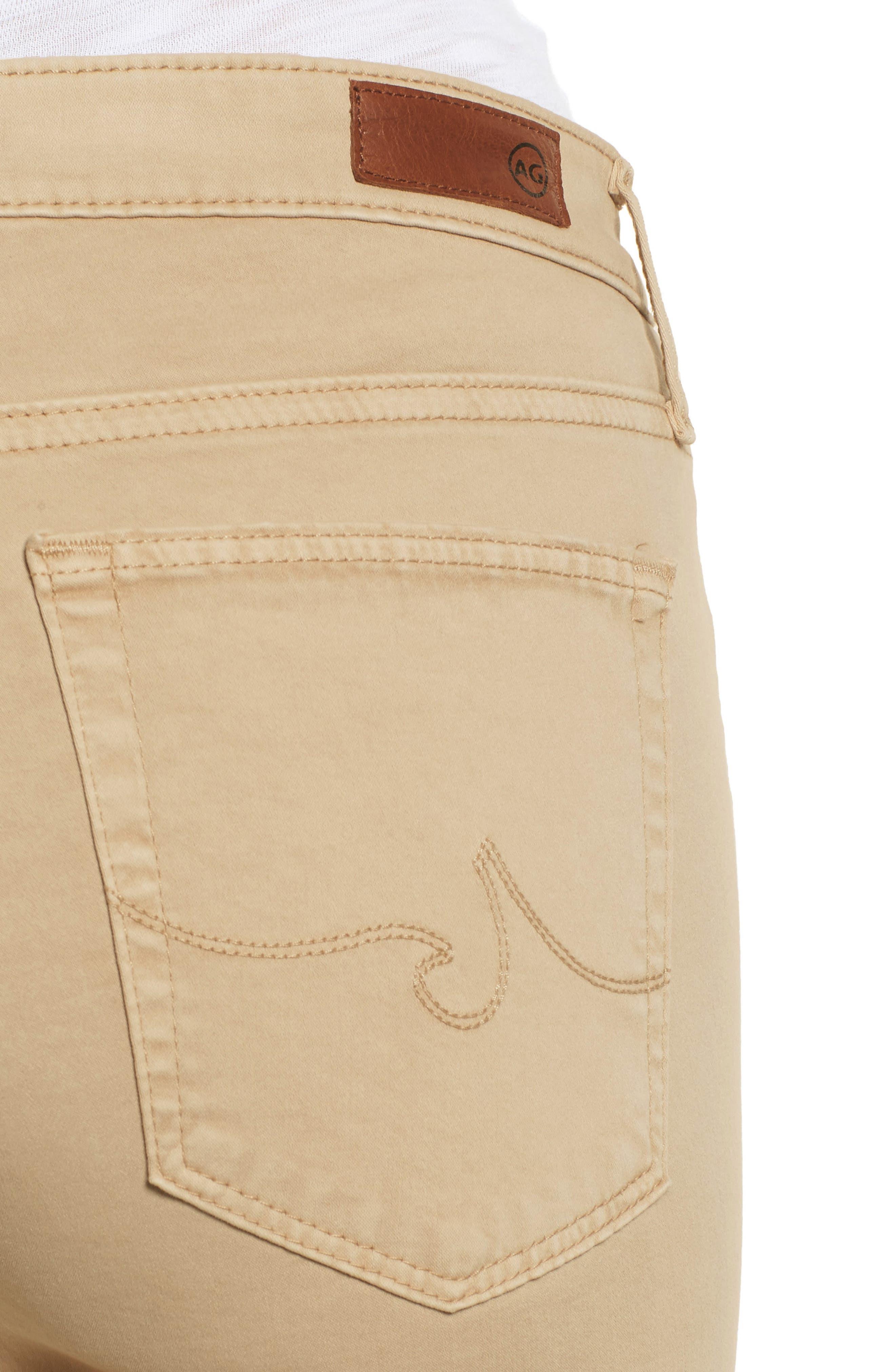 'The Prima' Cigarette Leg Skinny Jeans,                             Alternate thumbnail 82, color,