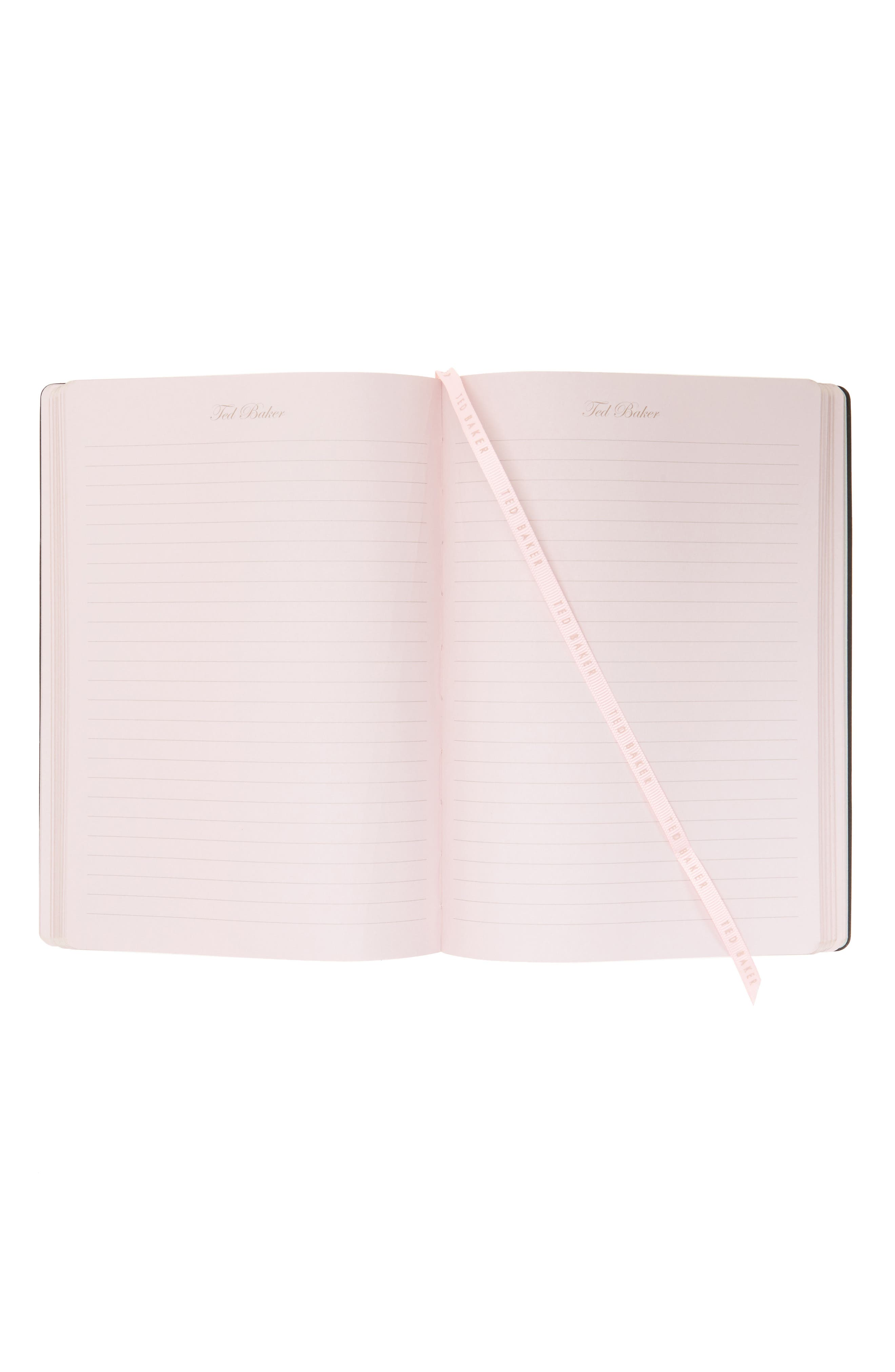 Wild and Wolf x Ted Baker London In Ore of You Gemstone Notebook with Pencil,                             Alternate thumbnail 5, color,