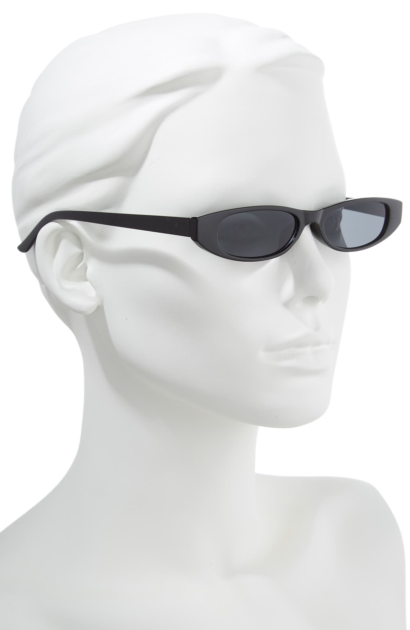 SHADY LADY,                             50mm Geometric Sunglasses,                             Alternate thumbnail 2, color,                             001