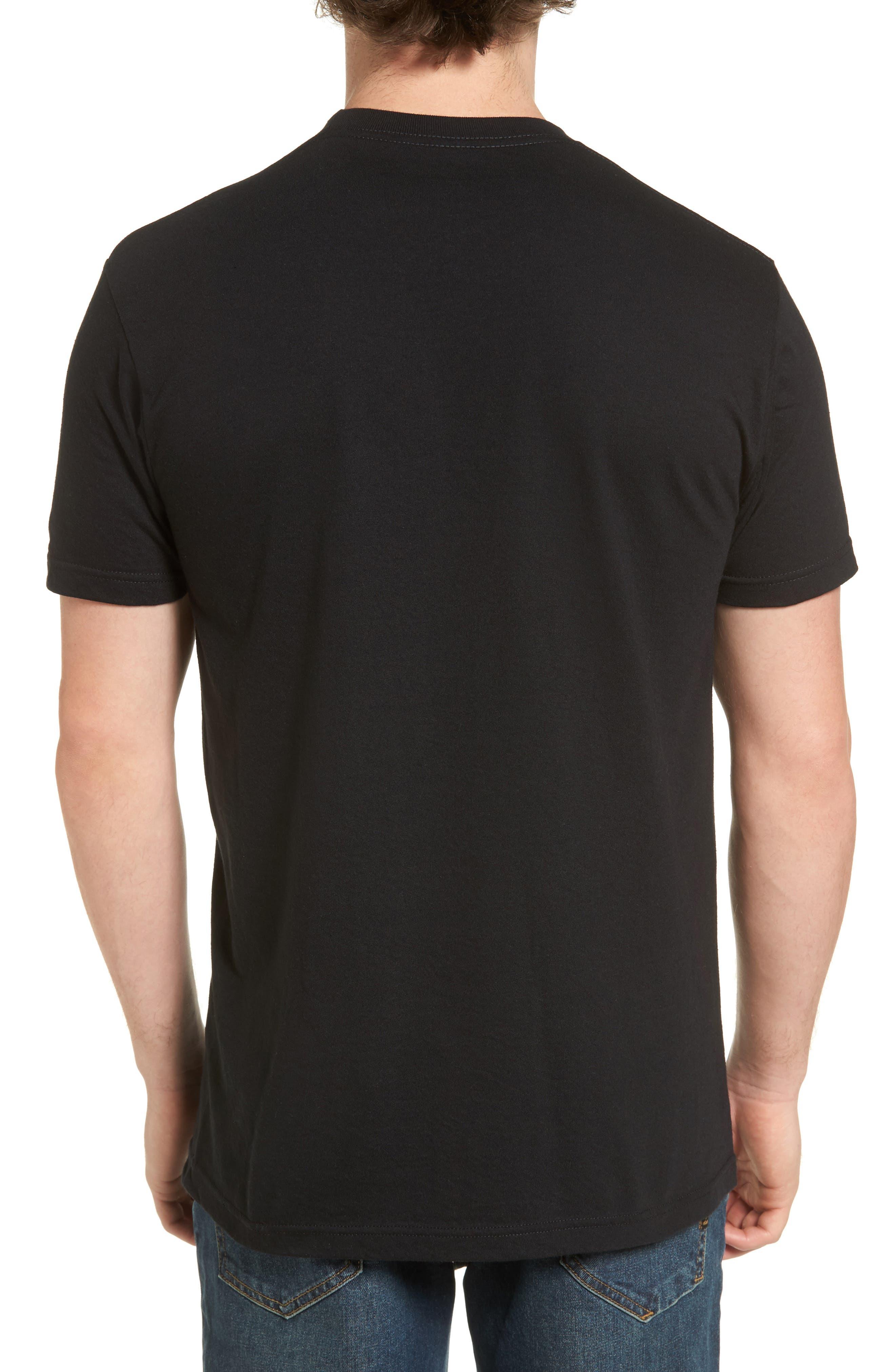 Agent Logo Graphic T-Shirt,                             Alternate thumbnail 2, color,                             003