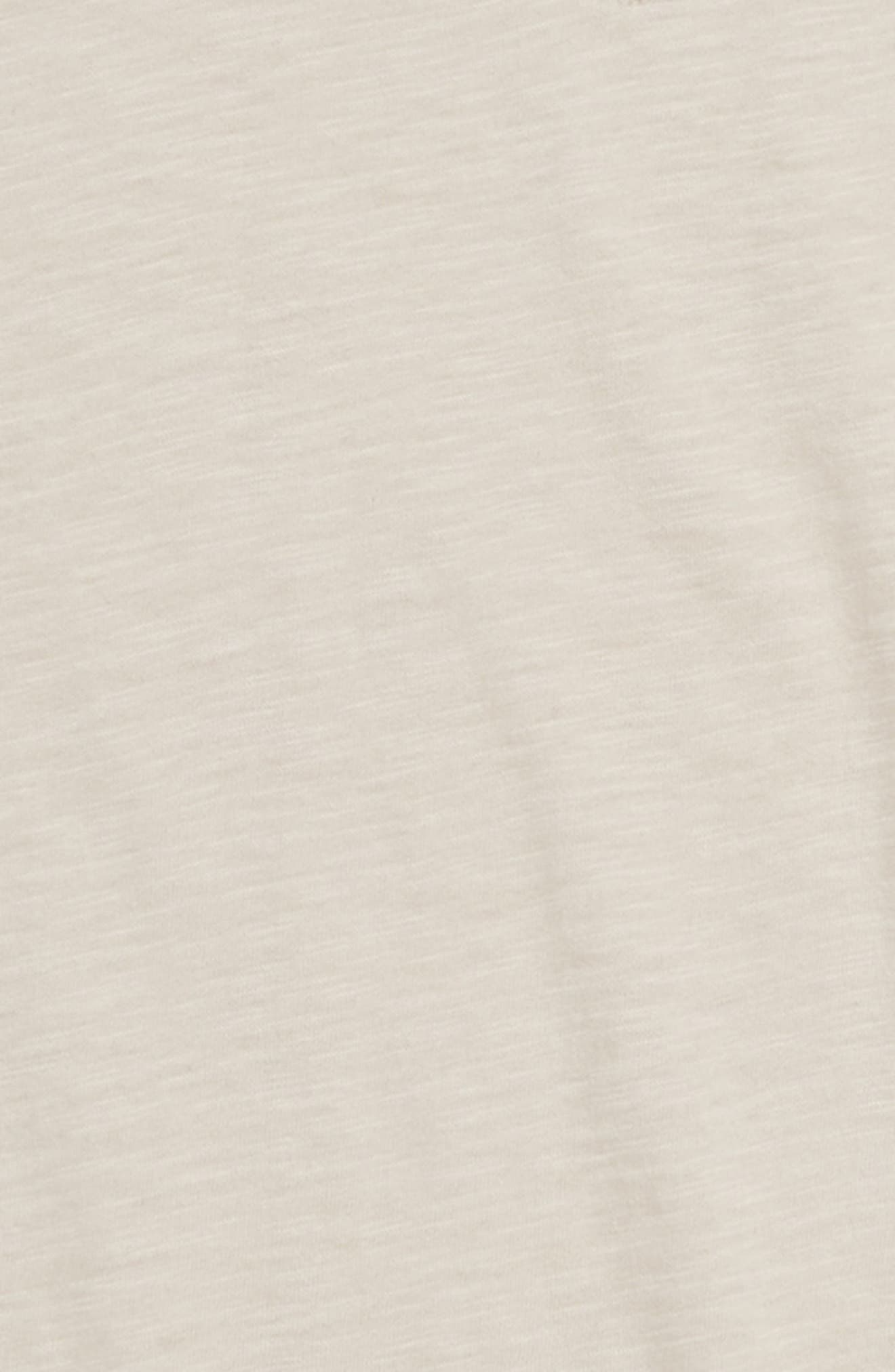 Washed T-Shirt,                             Alternate thumbnail 2, color,                             GREY CHATEAU