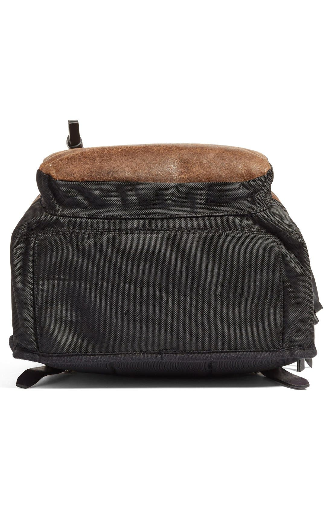 'Gibson' Suede Backpack,                             Alternate thumbnail 3, color,                             205