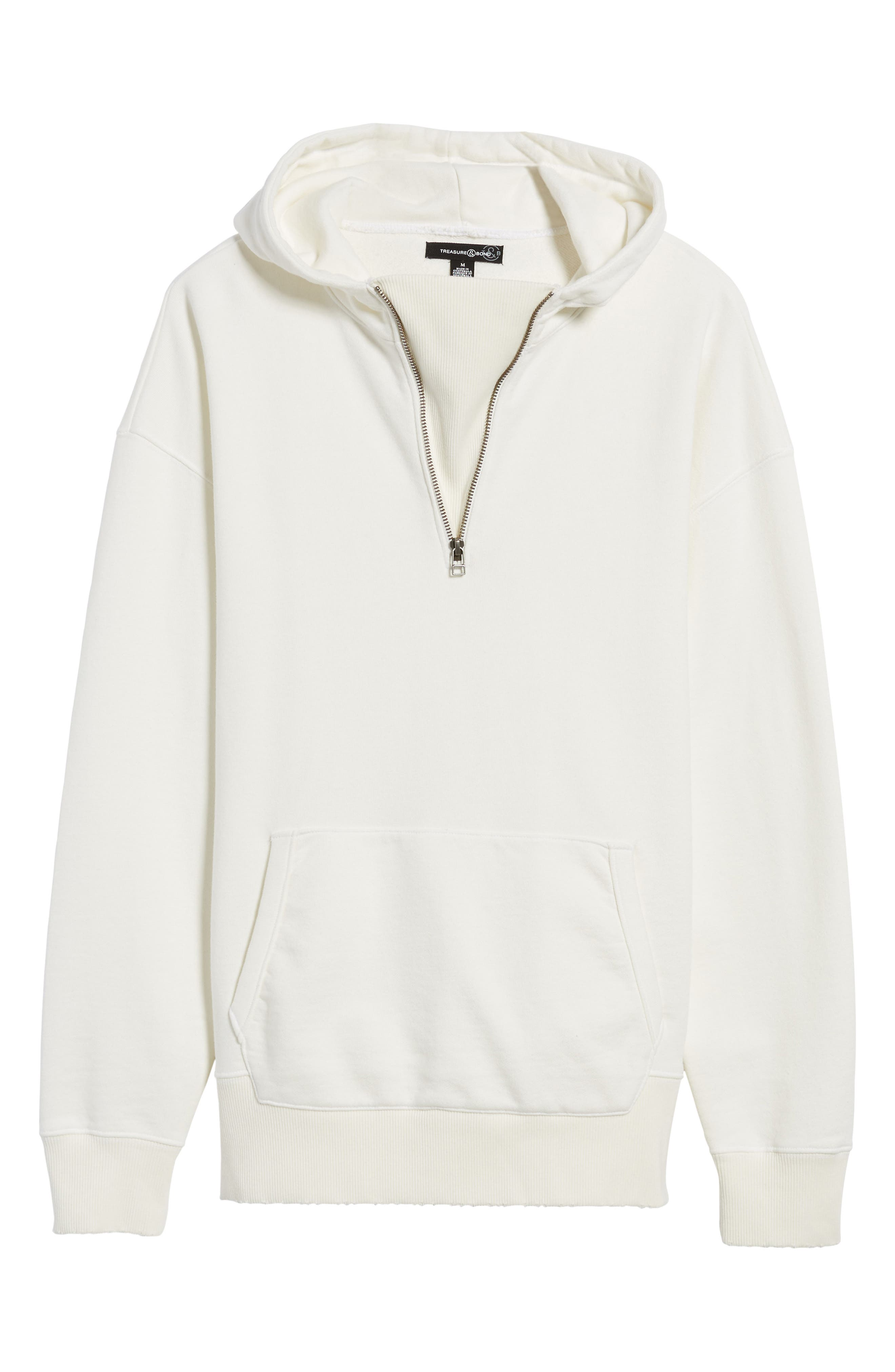 French Terry Hoodie,                             Alternate thumbnail 12, color,