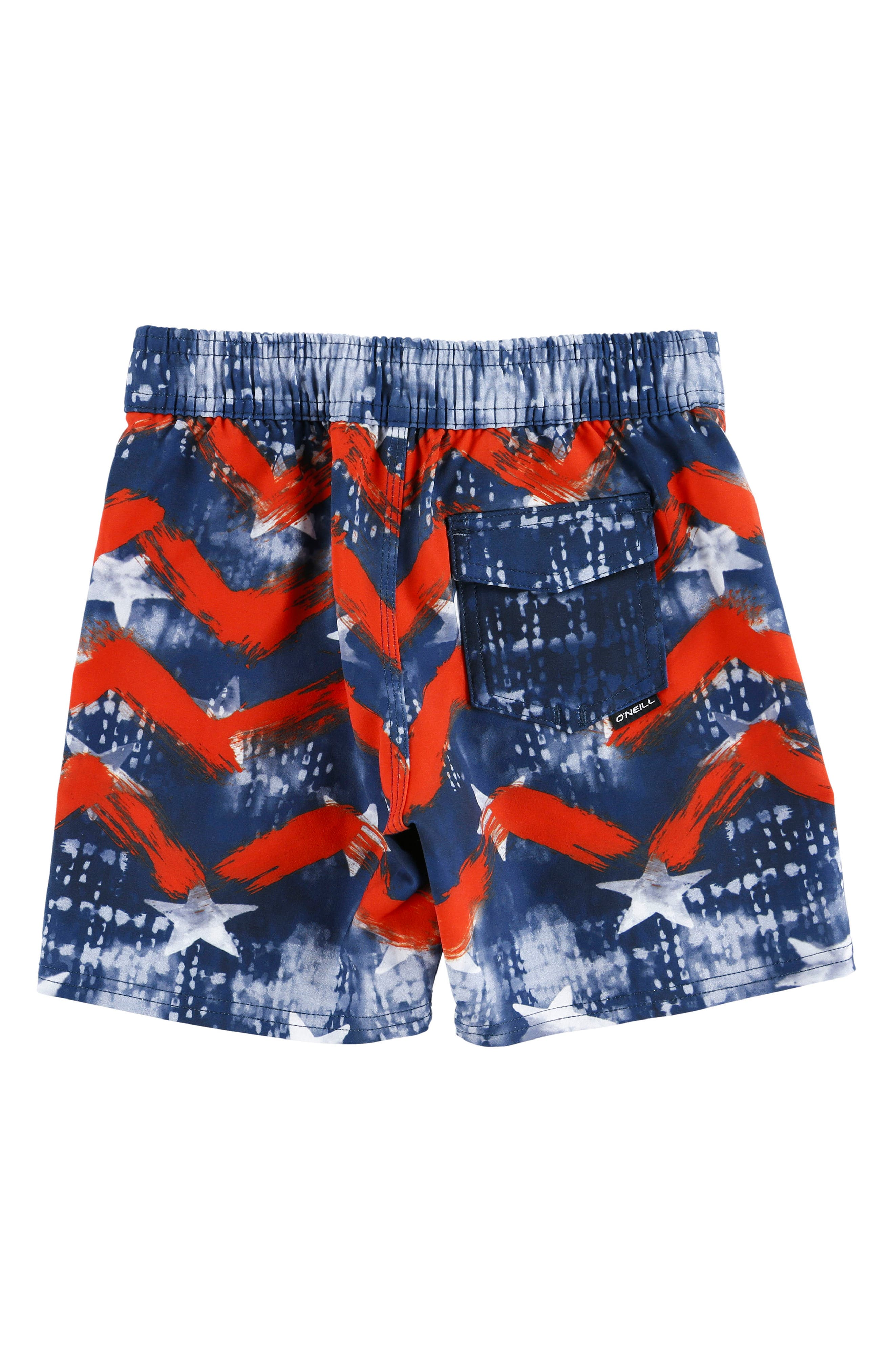 Hyperfreak Independence Board Shorts,                             Alternate thumbnail 2, color,                             400