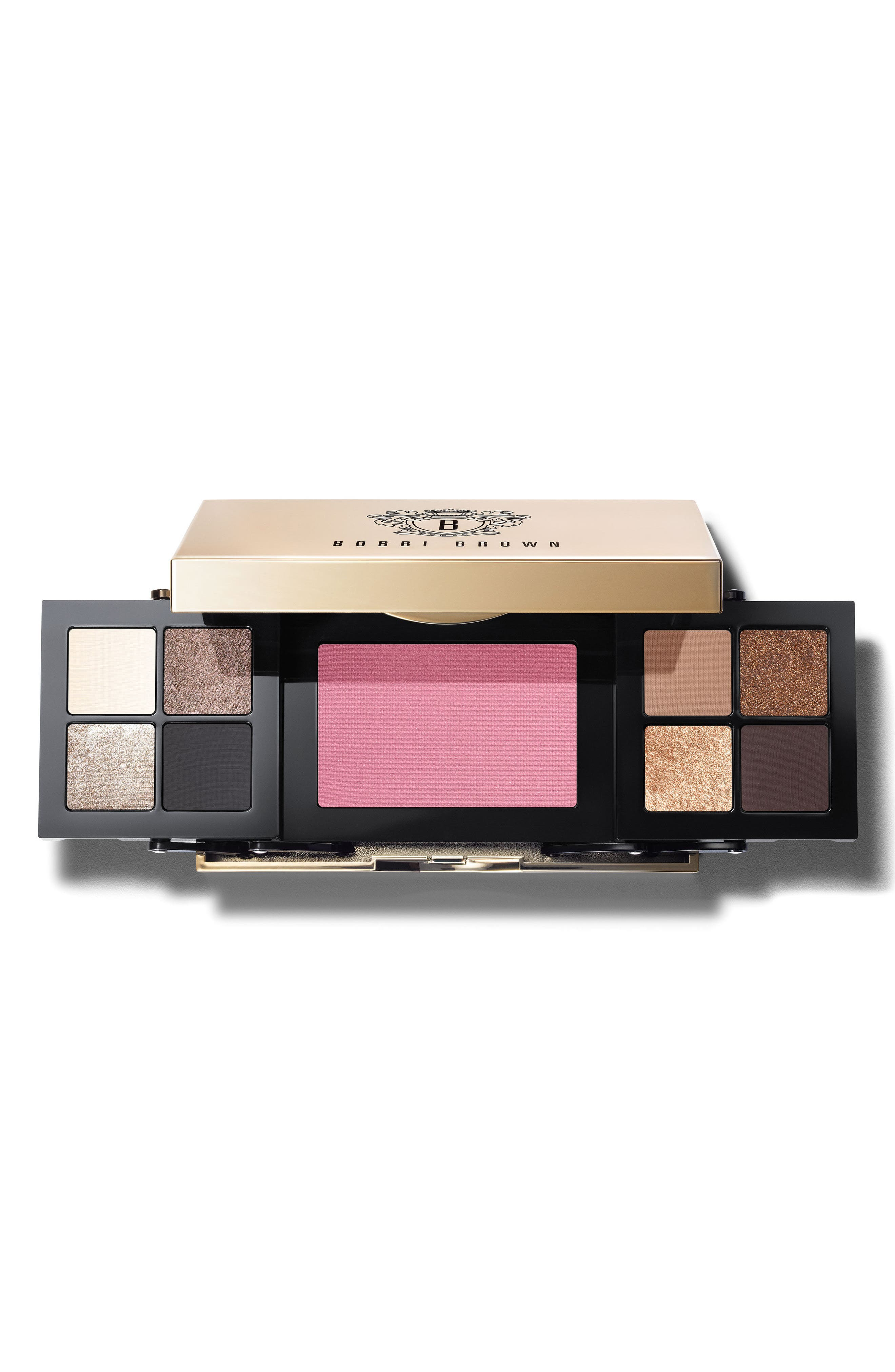 It's Your Party Eye & Cheek Palette,                             Main thumbnail 1, color,                             000
