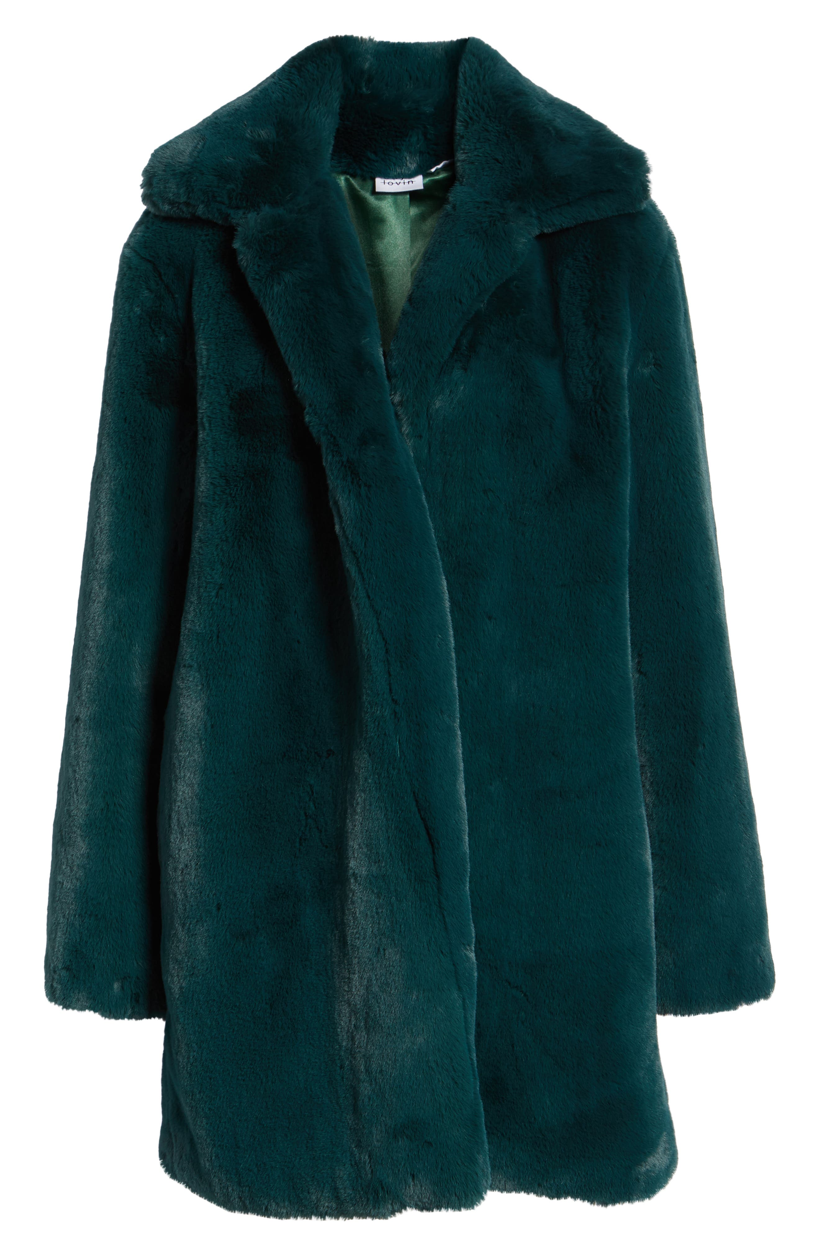 Dreaming Faux Fur Coat,                             Alternate thumbnail 6, color,                             300