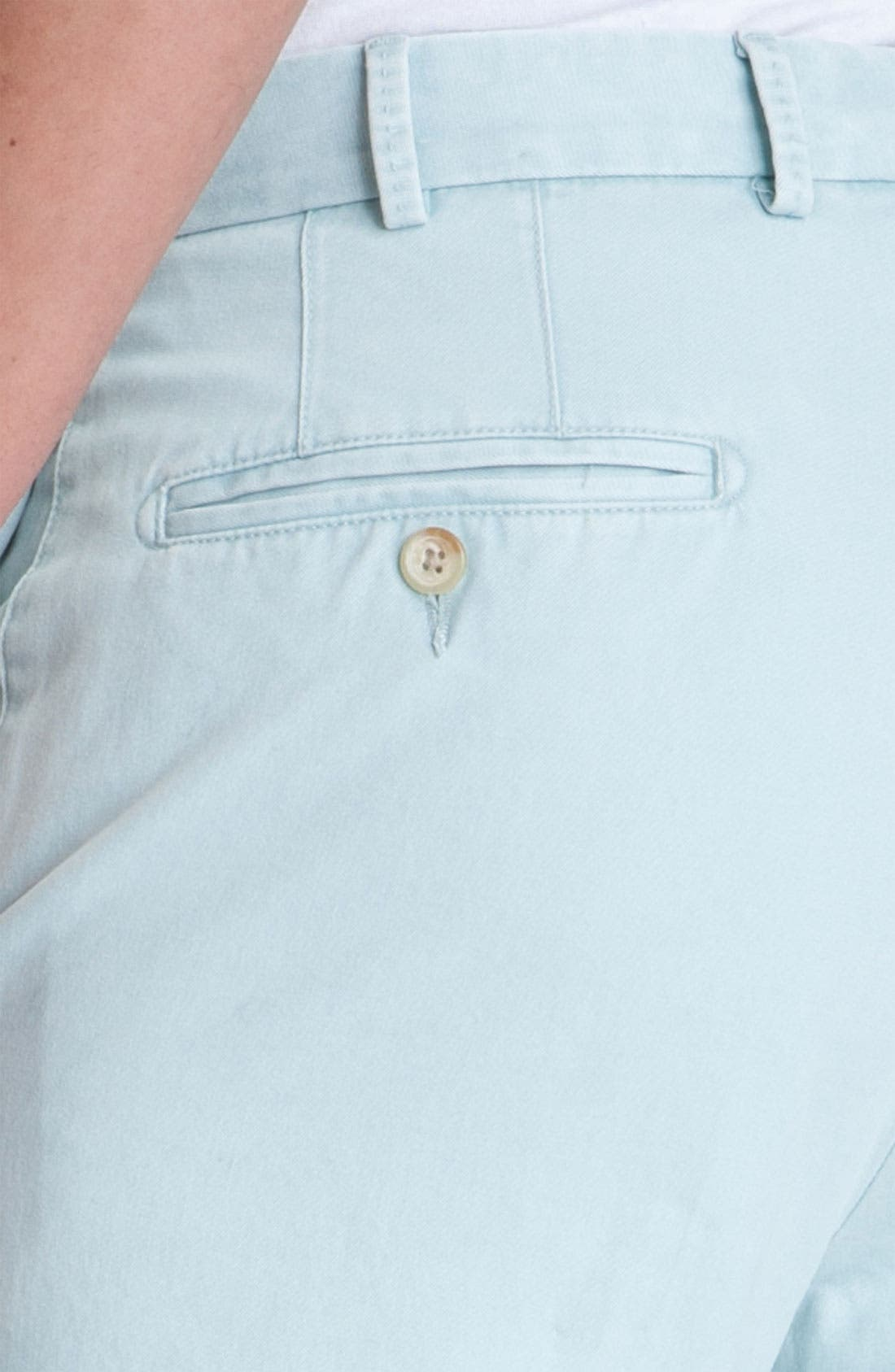 Garment Washed Twill Pants,                             Alternate thumbnail 32, color,