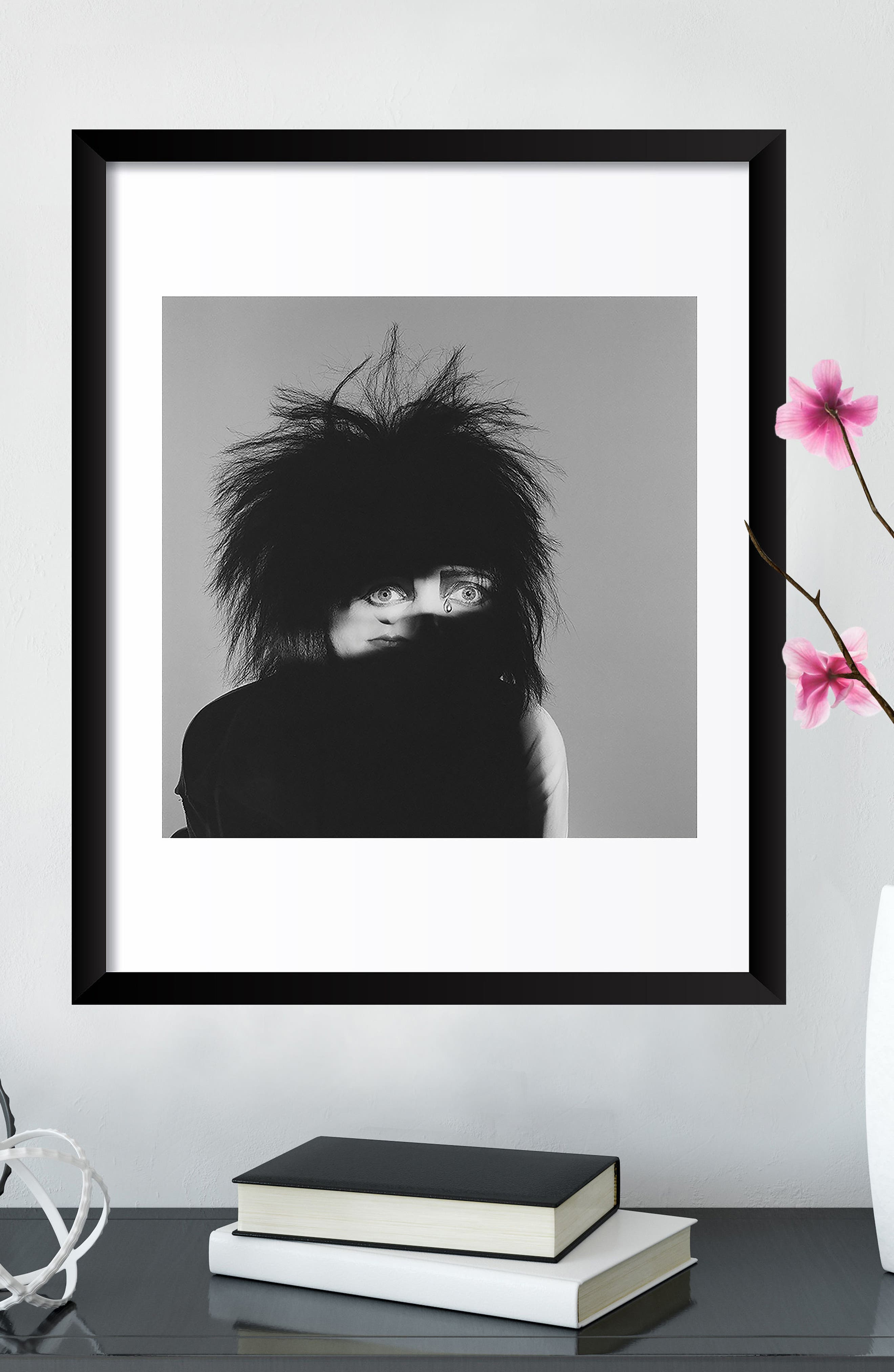 Siouxsie Sioux Fine Art Print,                             Alternate thumbnail 4, color,                             001