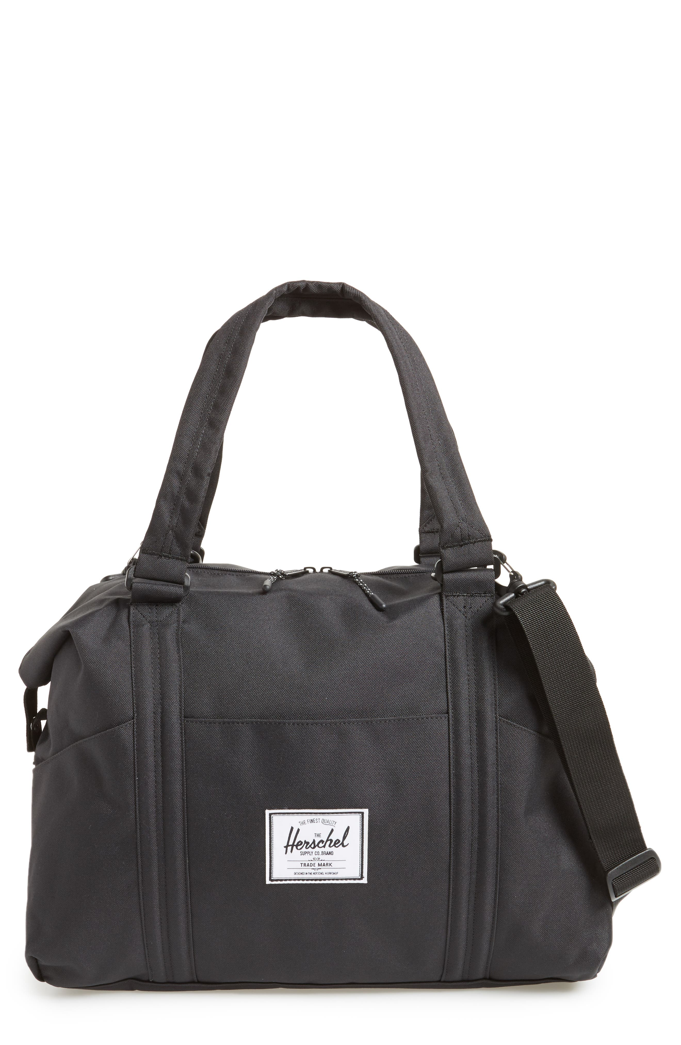 Sprout Diaper Bag,                             Main thumbnail 1, color,                             BLACK