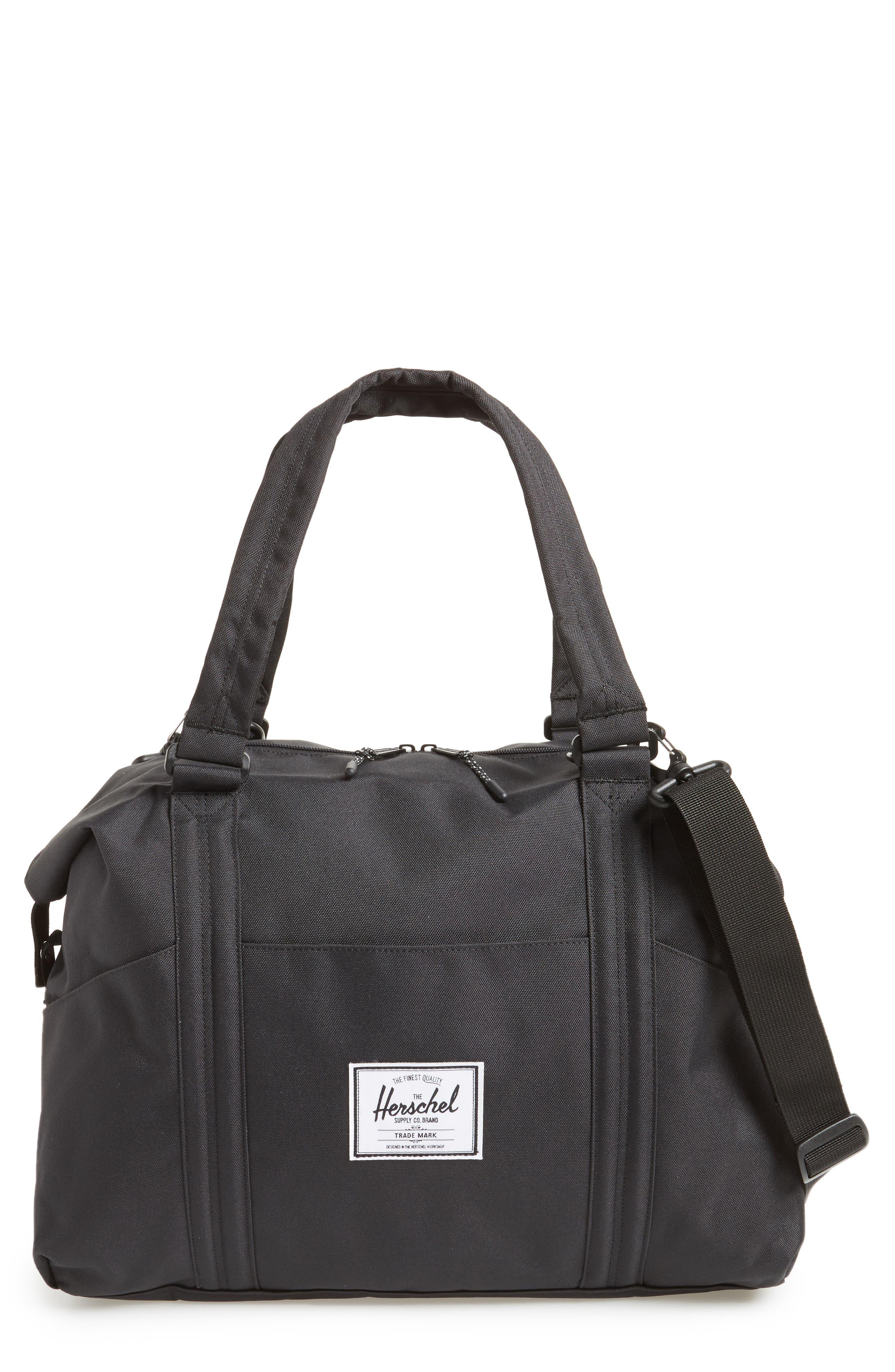 Sprout Diaper Bag,                         Main,                         color, BLACK
