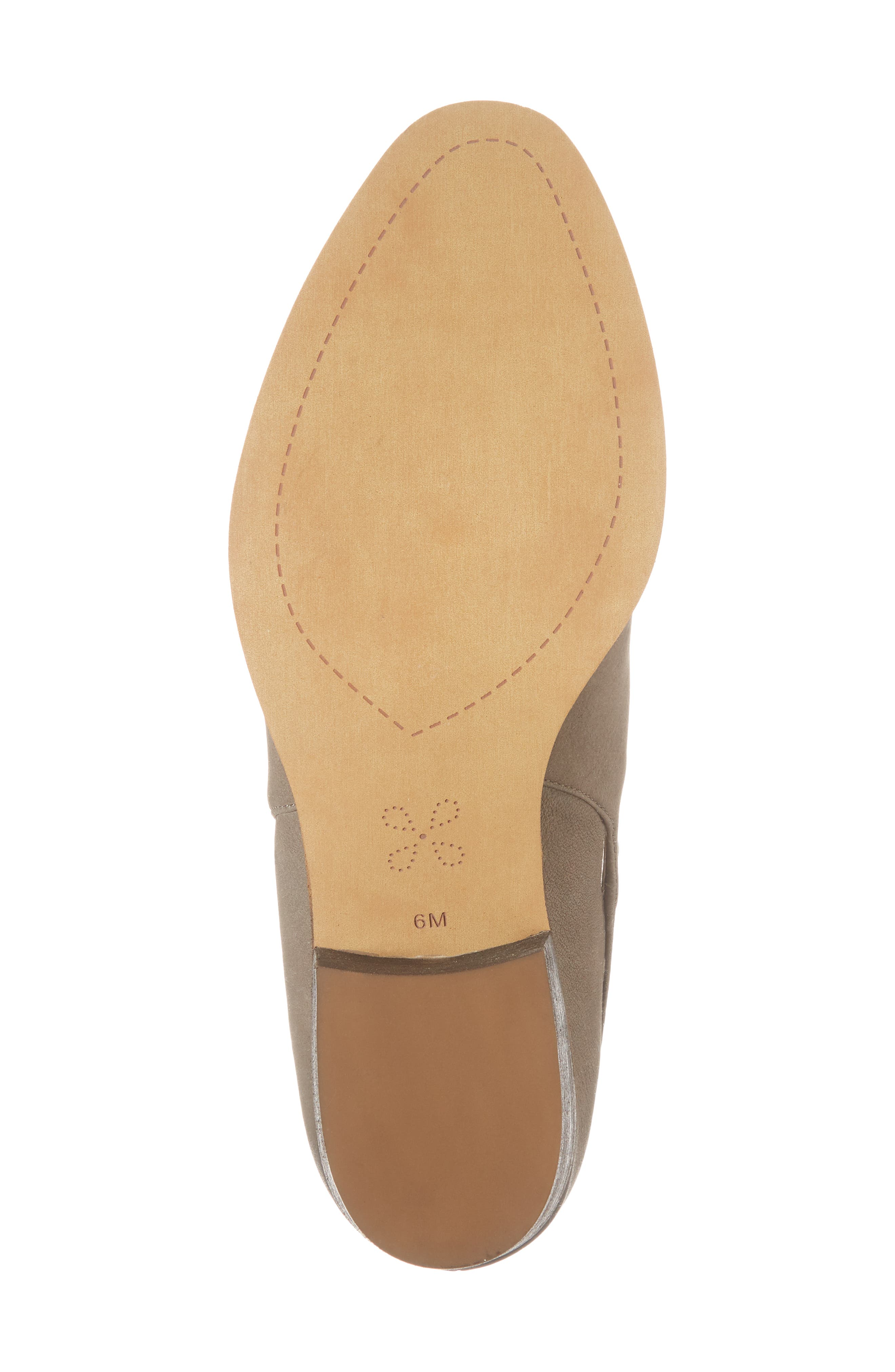 Toby Bootie,                             Alternate thumbnail 6, color,                             STONE OILED NUBUCK