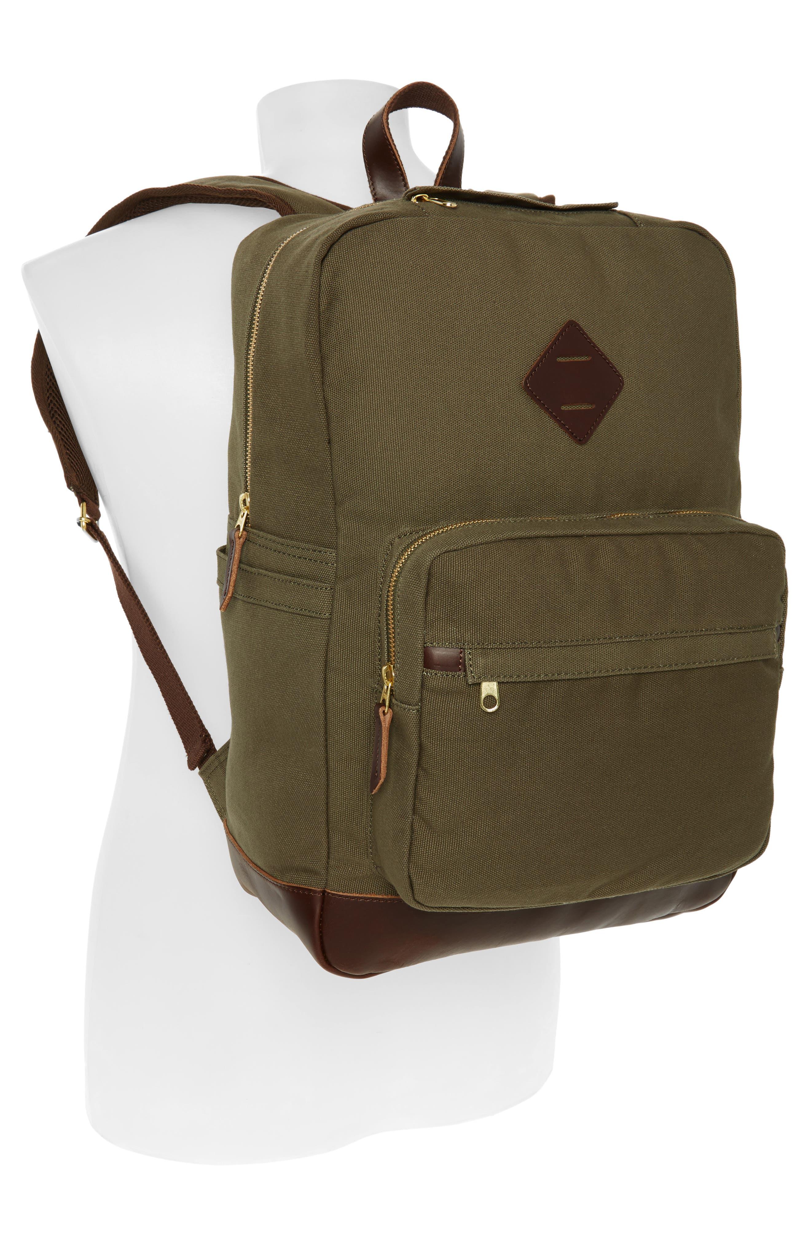 Hudderton Backpack,                             Alternate thumbnail 2, color,                             MOSS