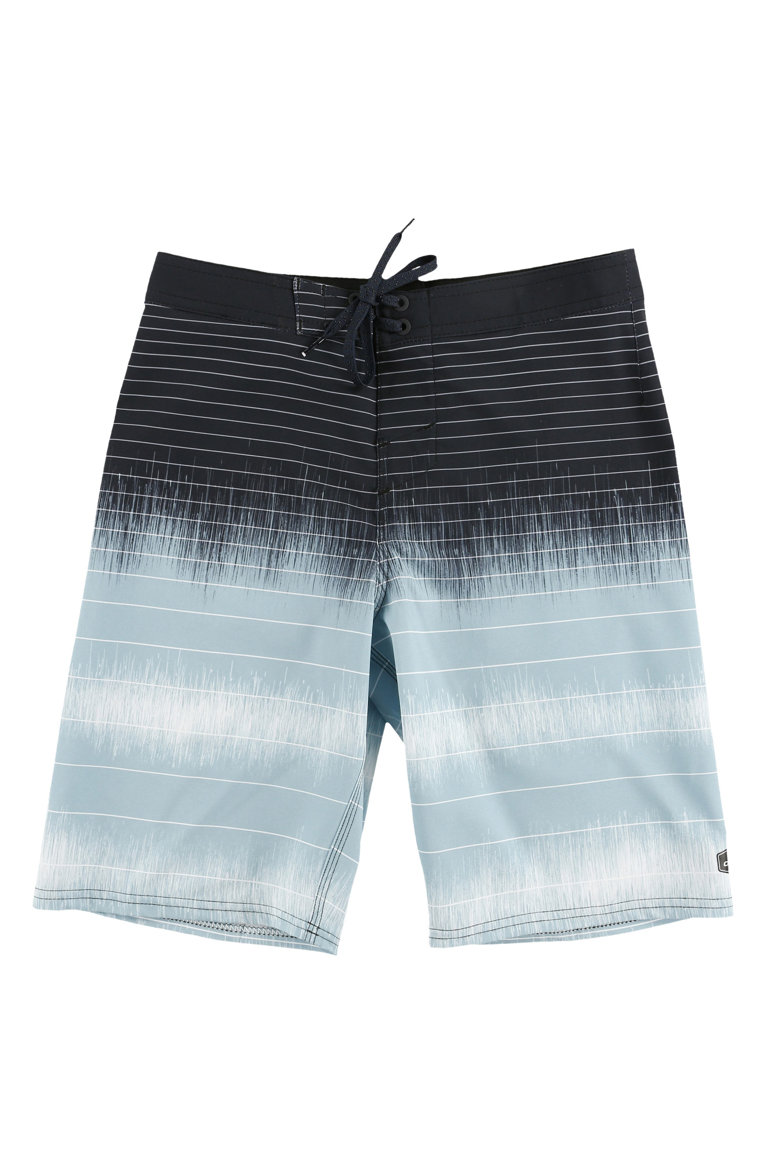 Hyperfreak Seismic Board Shorts,                         Main,                         color, DARK NAVY