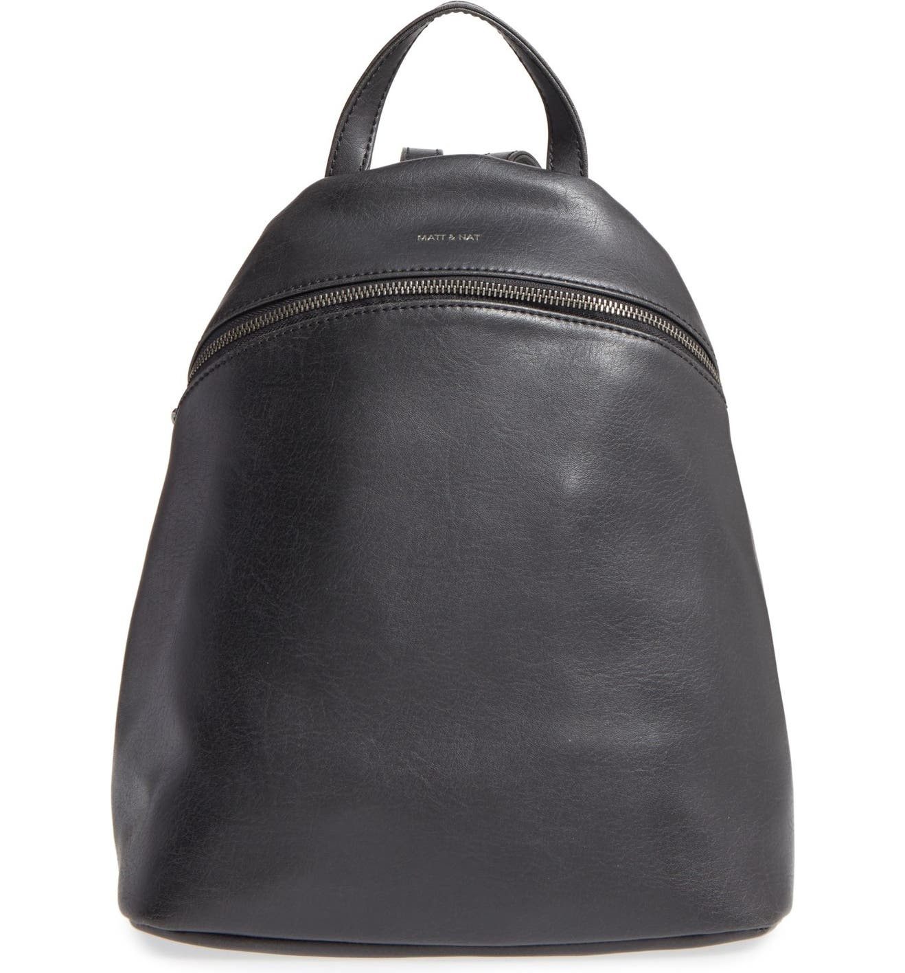 c0db5ed37a44 Matt   Nat  Aries  Faux Leather Backpack
