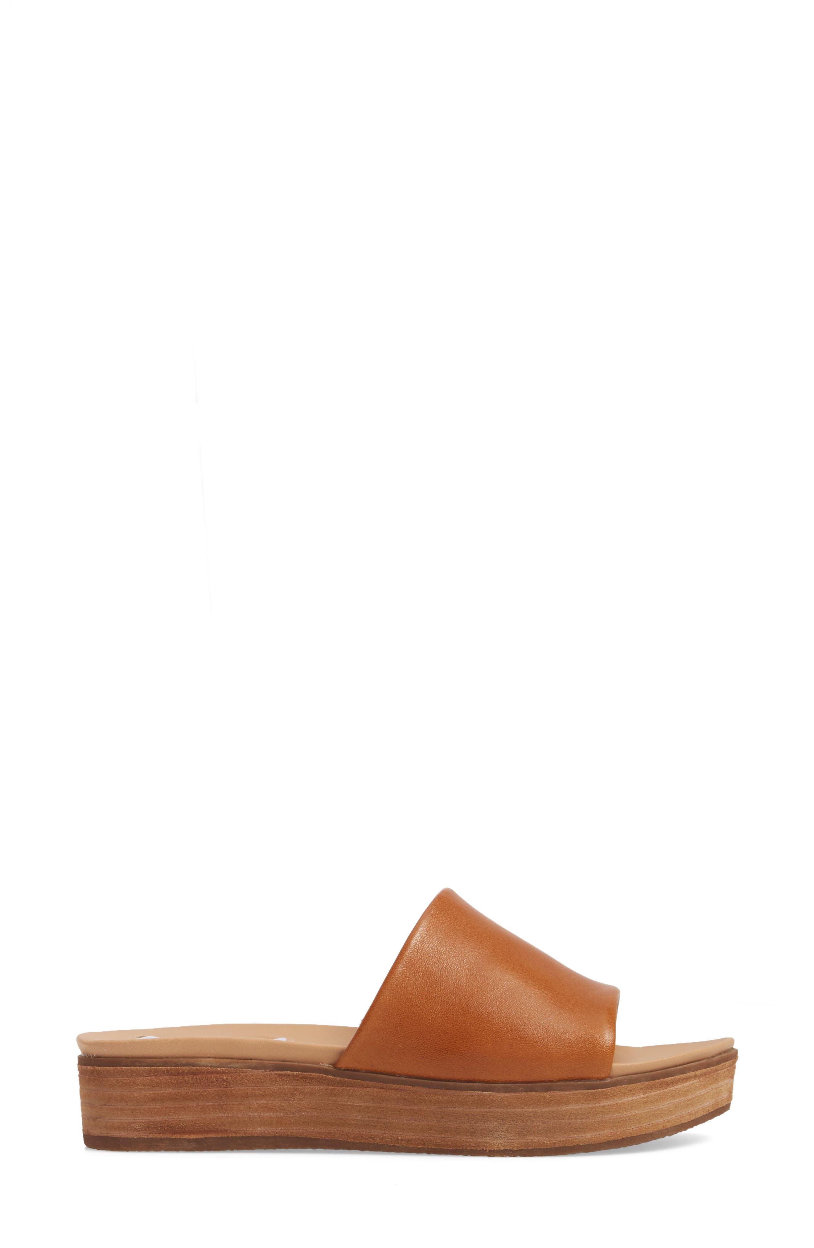 Genca Slide Sandal,                             Alternate thumbnail 8, color,