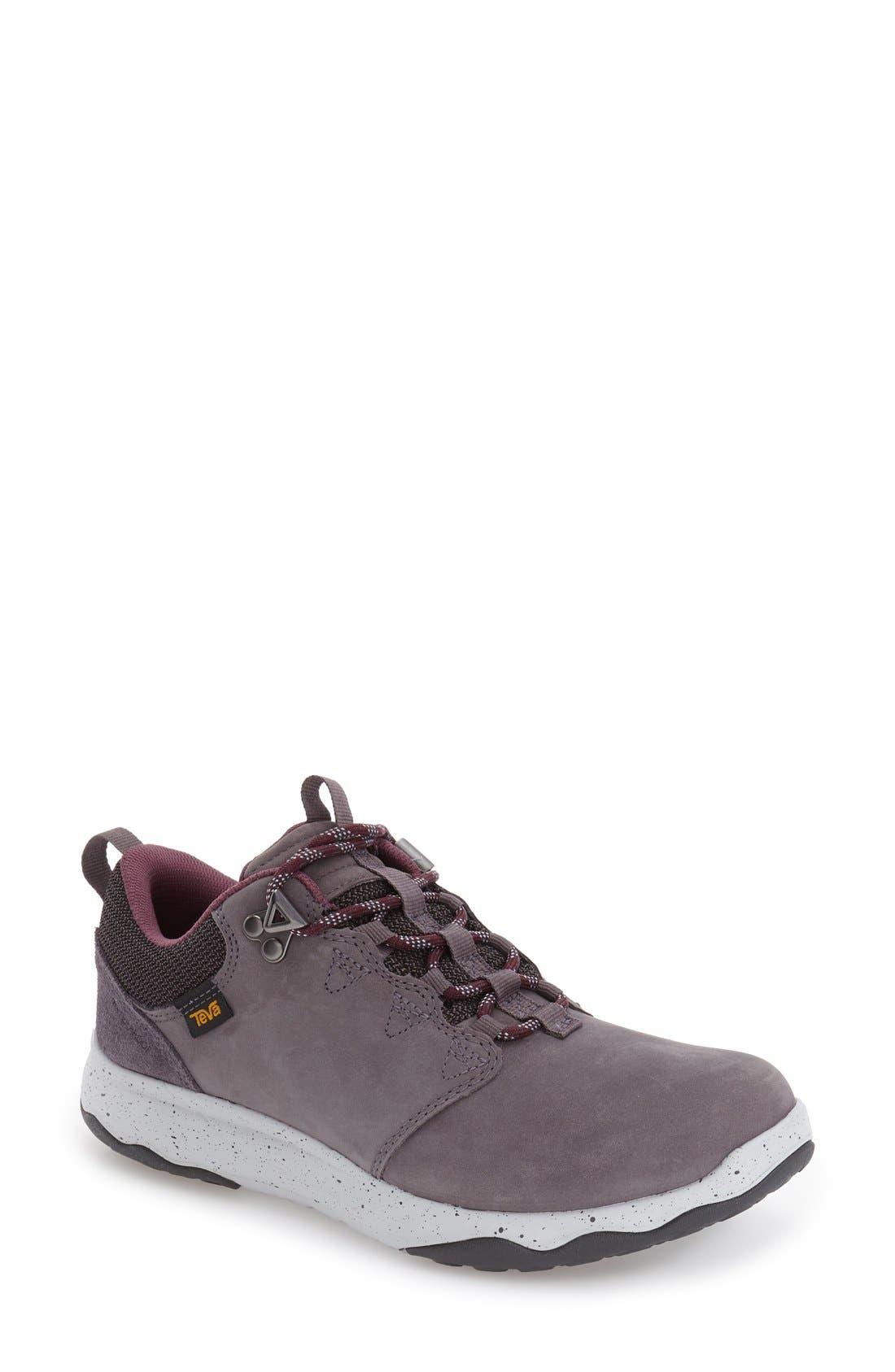 'Arrowood Lux' Waterproof Sneaker,                             Main thumbnail 1, color,                             025