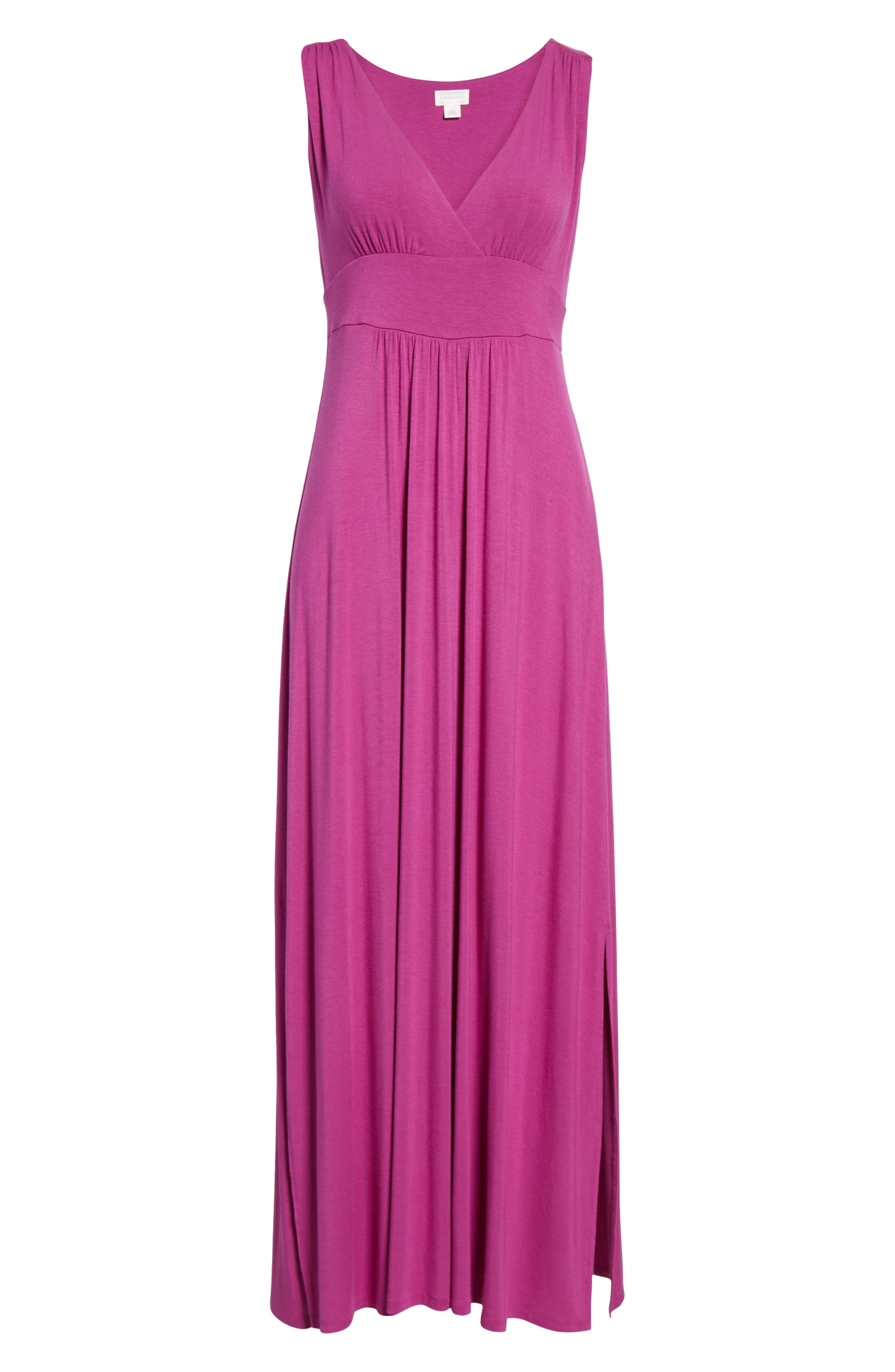 Knit Maxi Dress,                             Alternate thumbnail 37, color,
