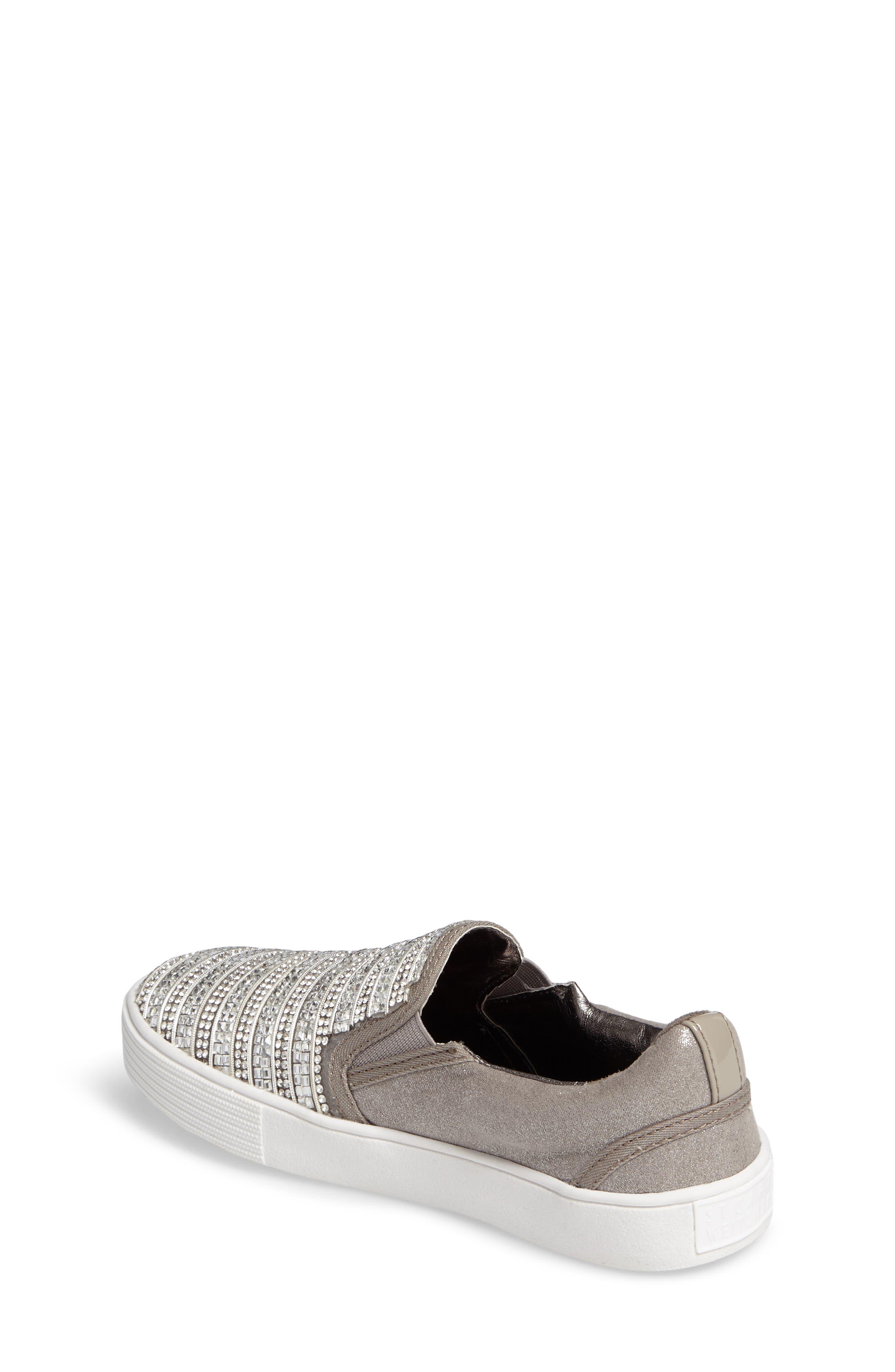 Vance Glitz Slip-On Sneaker,                             Alternate thumbnail 5, color,