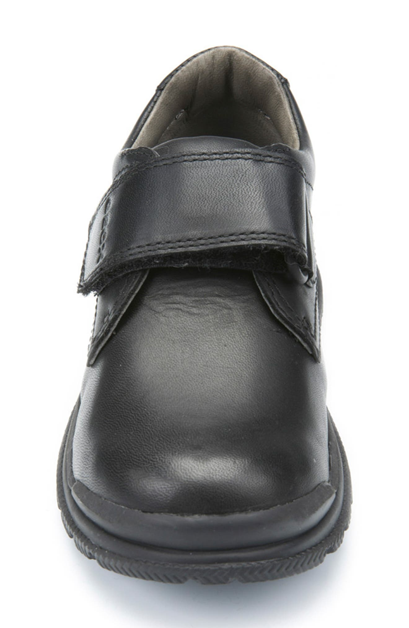 GEOX,                             'William' Oxford,                             Alternate thumbnail 4, color,                             BLACK