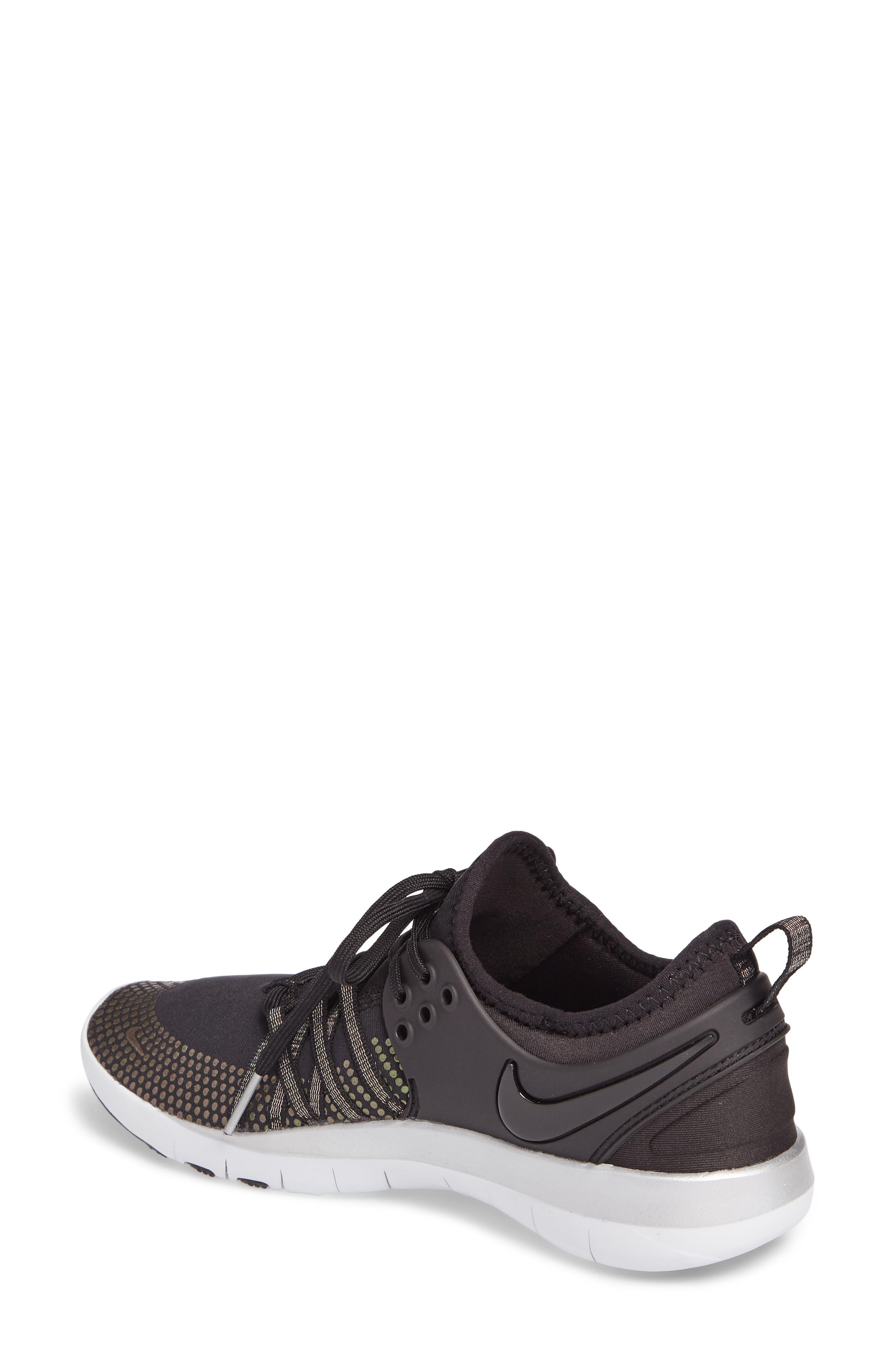 Free TR 7 Metallic Training Shoe,                             Alternate thumbnail 2, color,