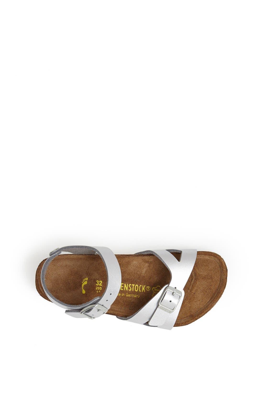 'Rio Birko-Flor<sup>™</sup>' Sandal,                             Alternate thumbnail 3, color,                             040