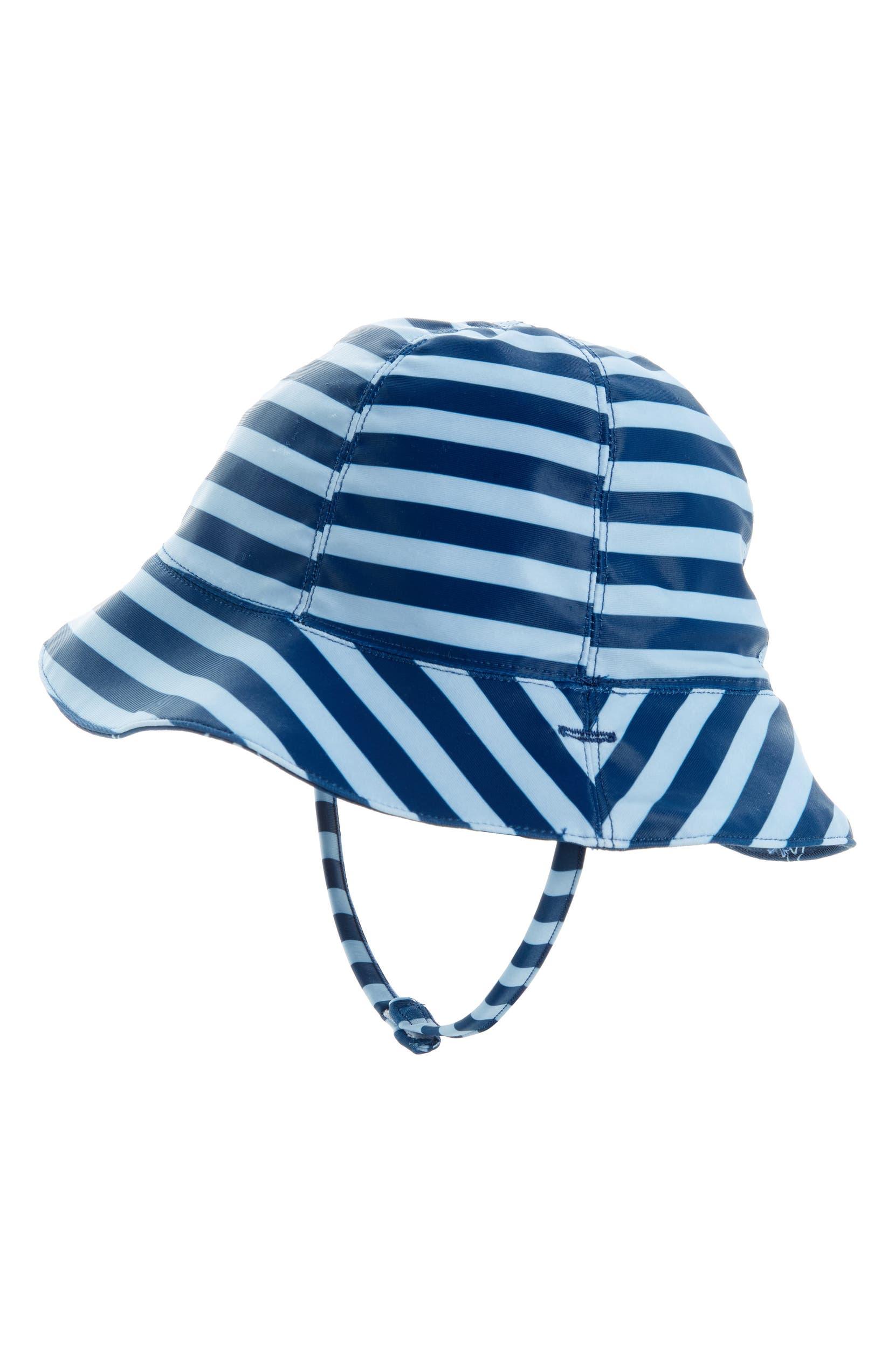 Tucker + Tate Reversible Bucket Hat (Baby)  98d01dad3dd