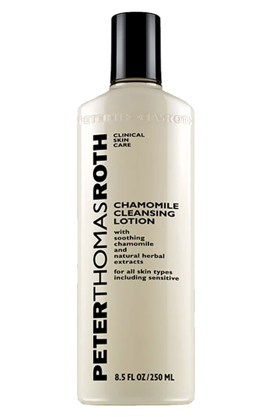 Chamomile Cleansing Lotion, Main, color, 000