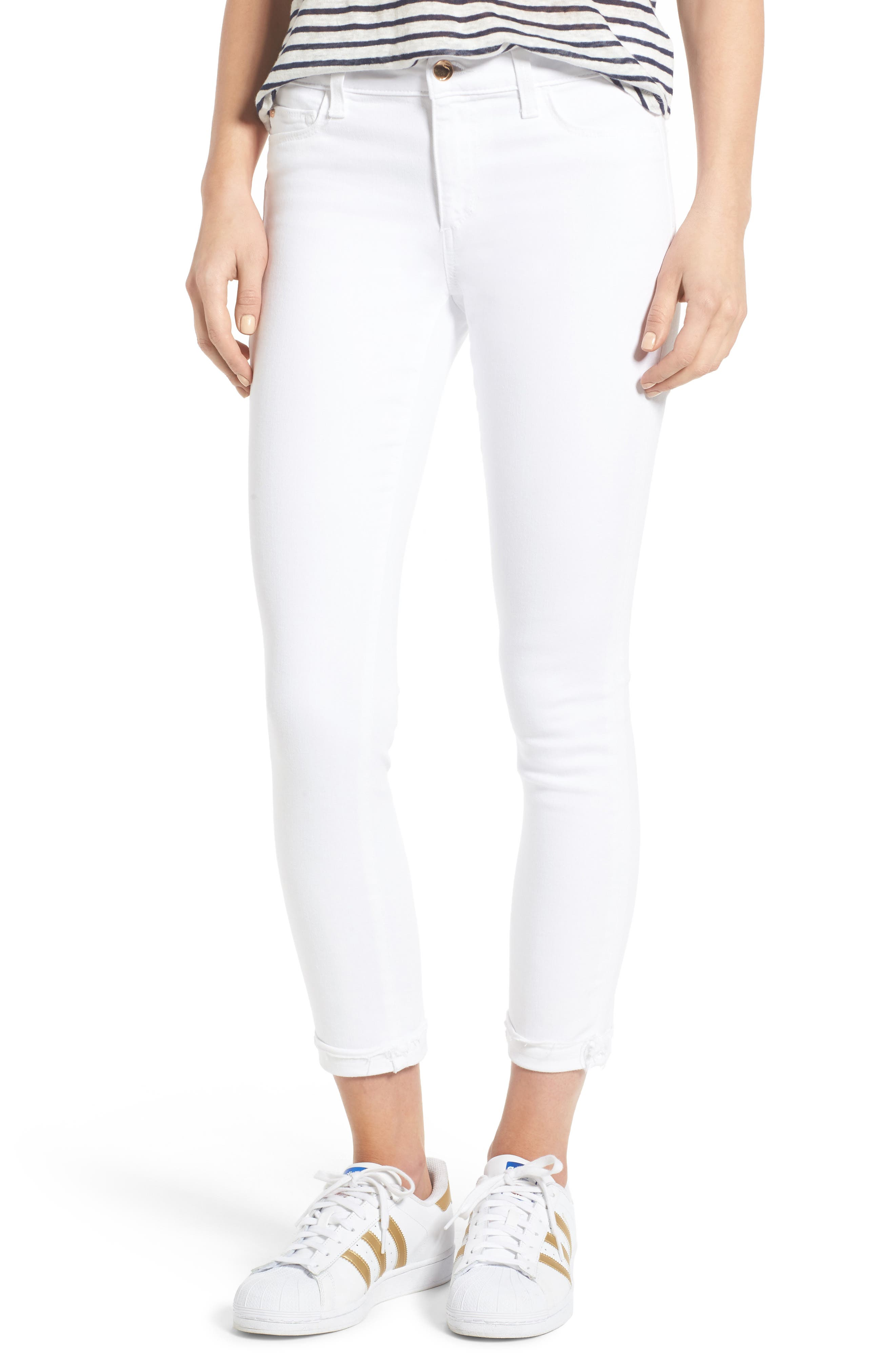 Markie Crop Skinny Jeans,                             Main thumbnail 1, color,                             120