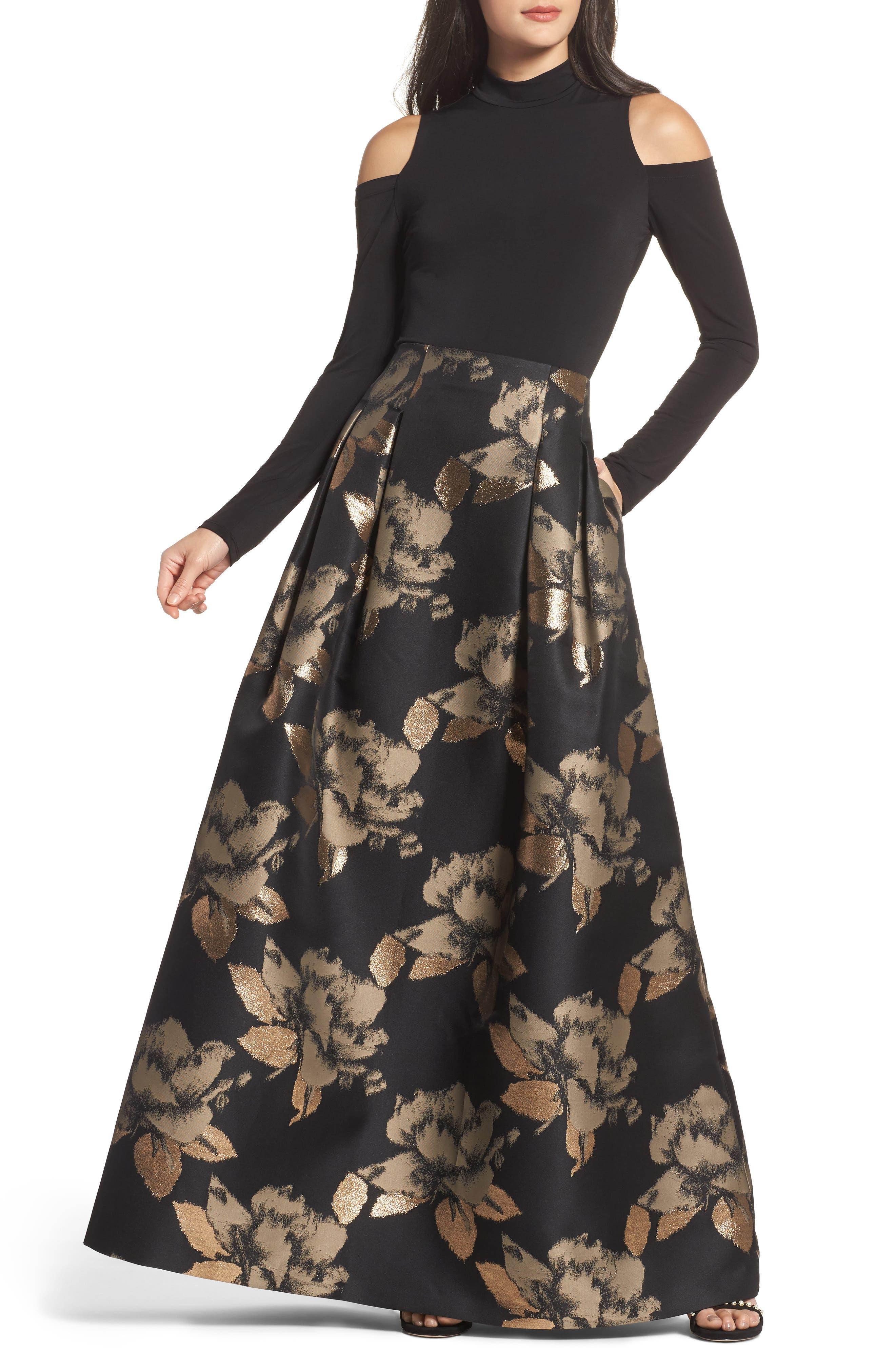 High Waist Ball Skirt,                             Alternate thumbnail 7, color,                             008