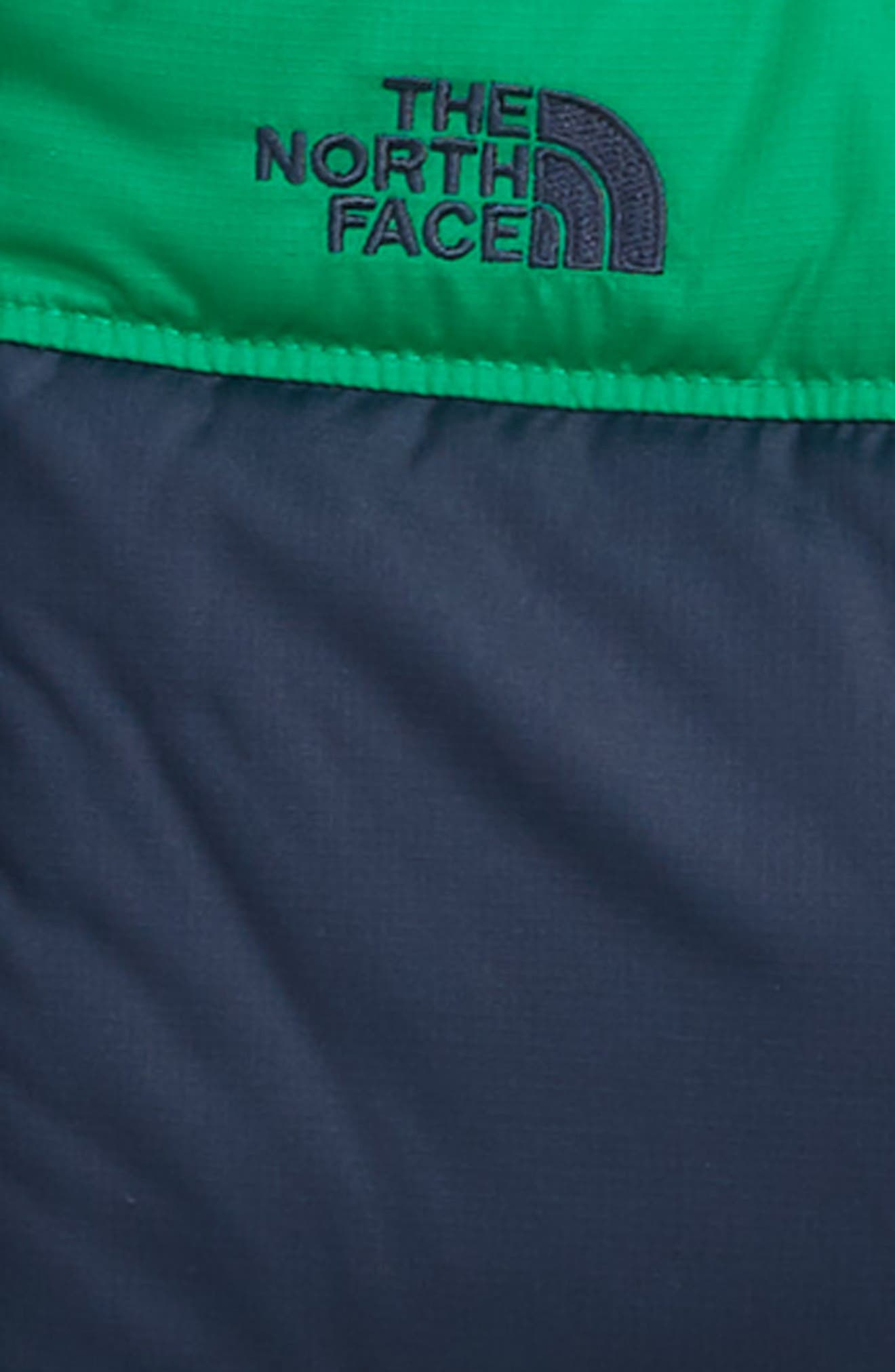Moondoggy 2.0 Water Repellent Down Jacket,                             Alternate thumbnail 2, color,                             PRIMARY GREEN