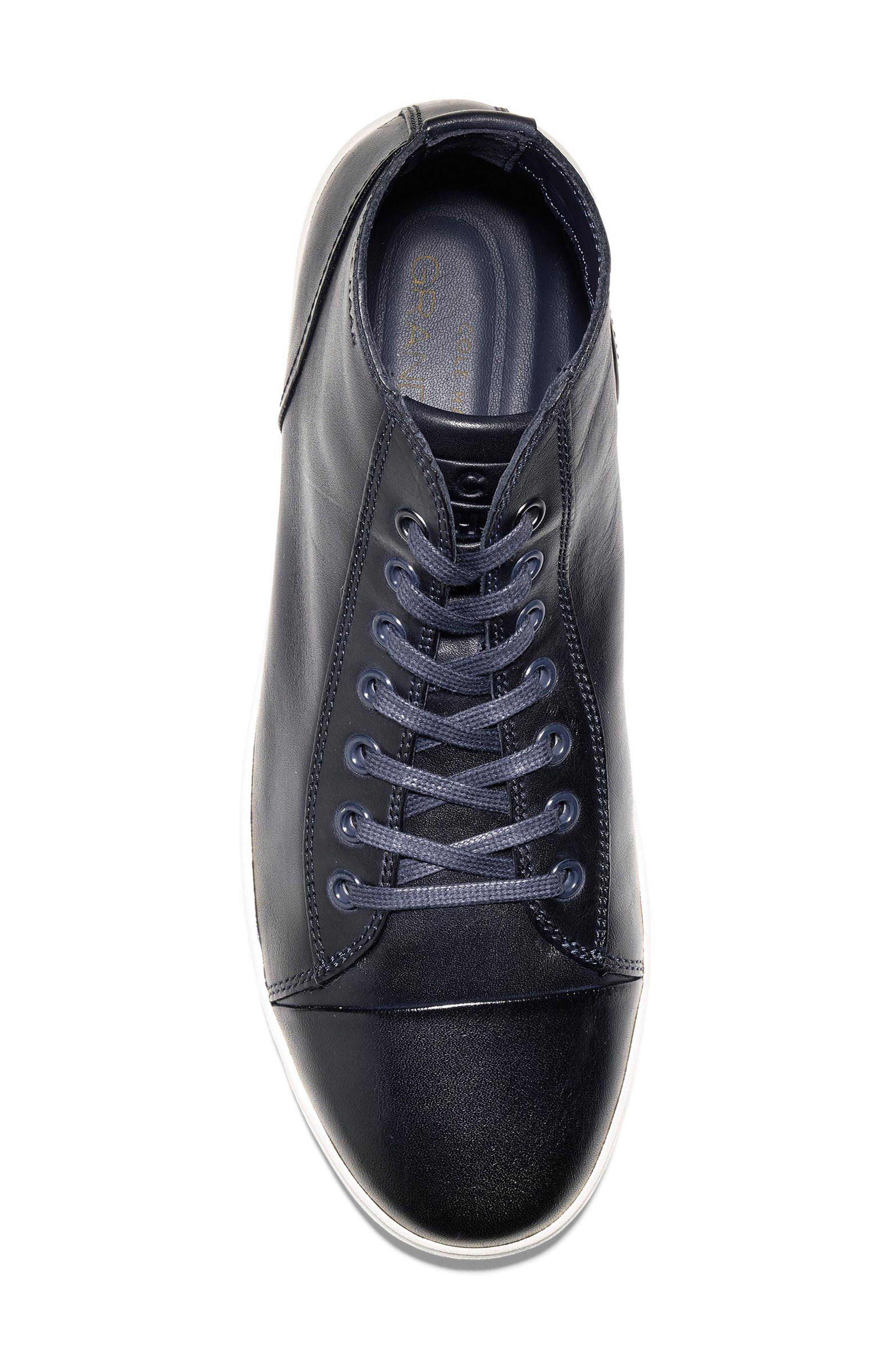 GrandPro High Top Sneaker,                             Alternate thumbnail 10, color,