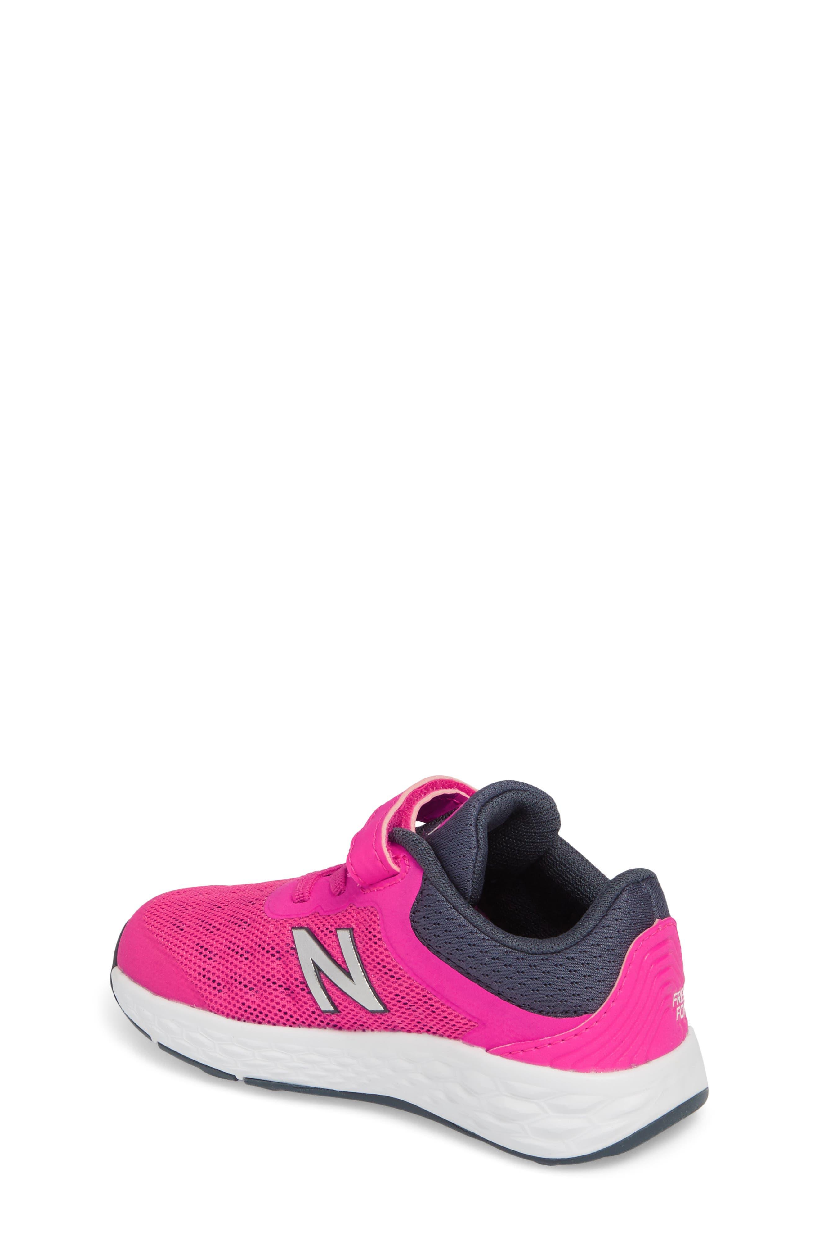 Fresh Foam Kaymin Sneaker,                             Alternate thumbnail 2, color,                             PINK GLOW