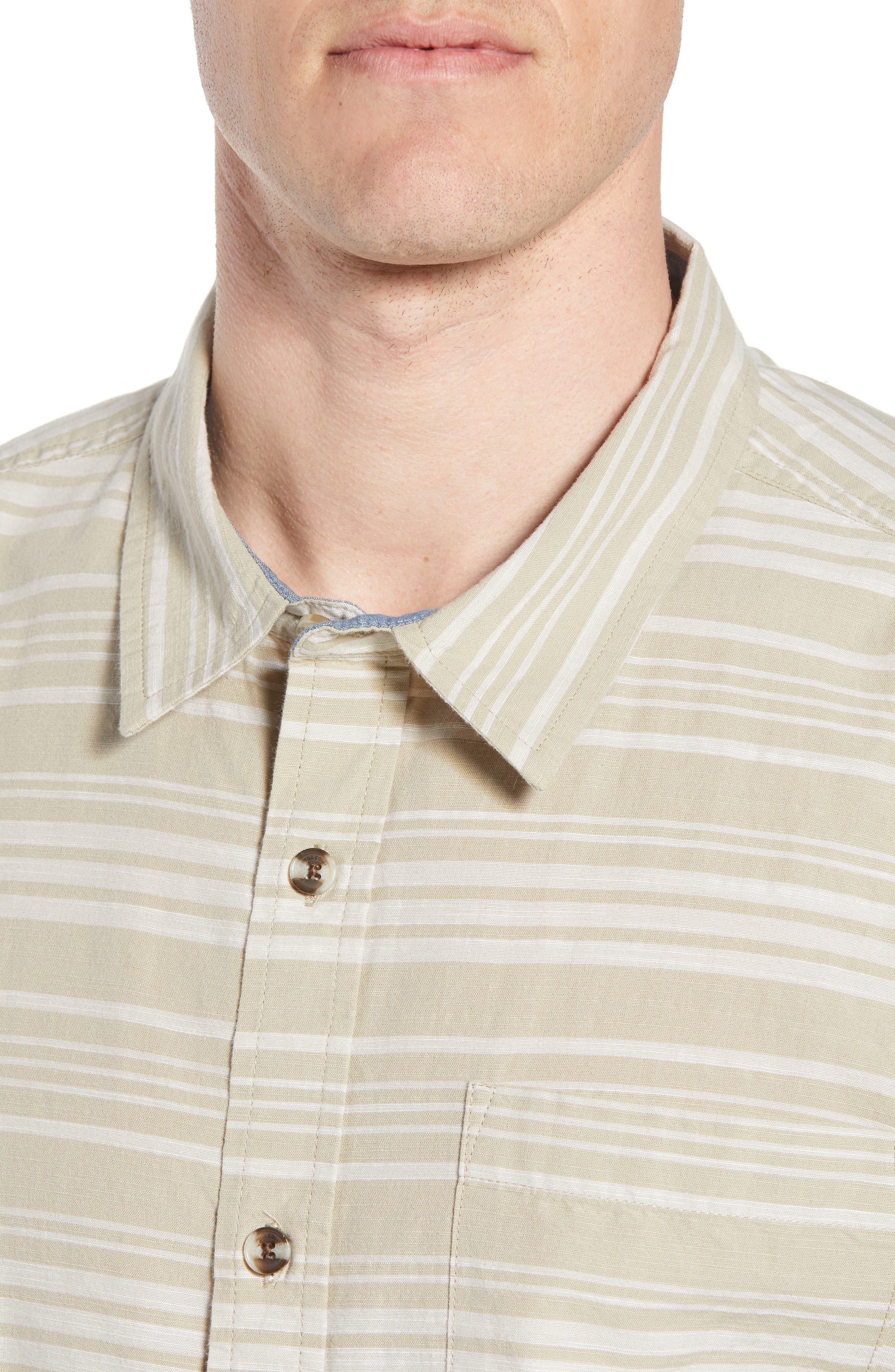 Line Up Sport Shirt,                             Alternate thumbnail 4, color,                             251