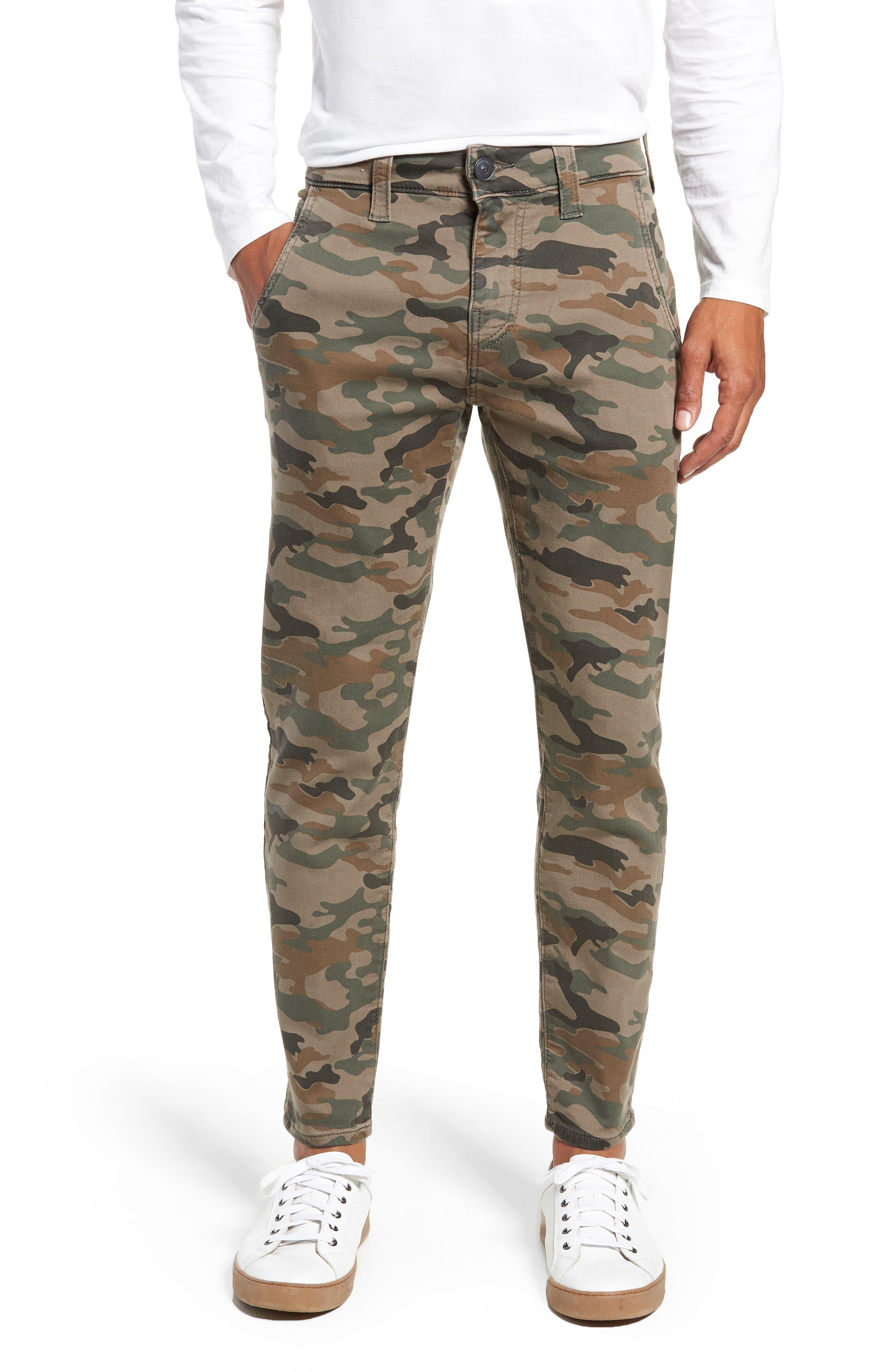 Finn Camo Print Runner Pants,                         Main,                         color, CAMO PRINT
