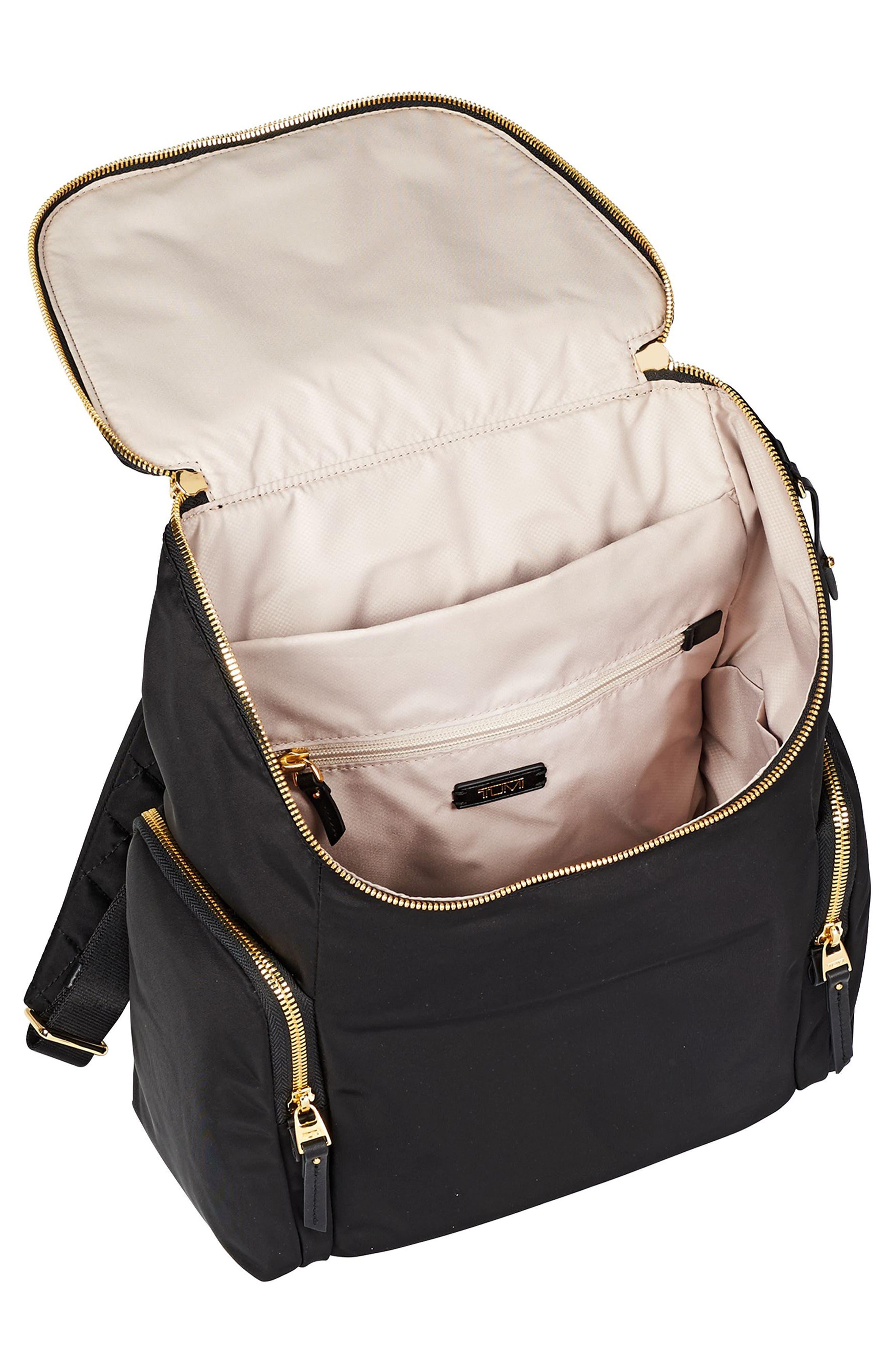 Voyageur Lexa Nylon Backpack,                             Alternate thumbnail 13, color,