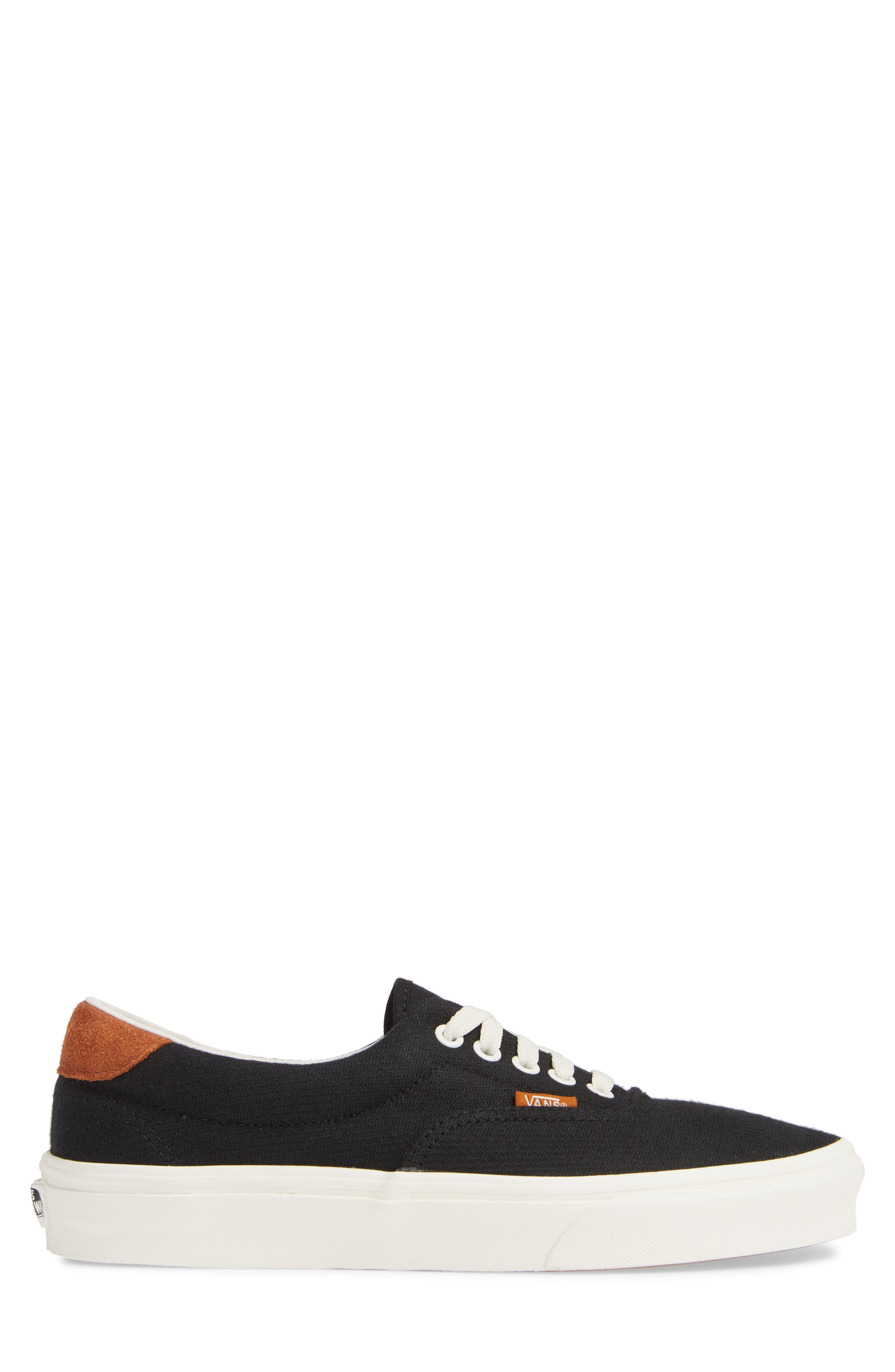 Flannel Era Sneaker,                             Alternate thumbnail 3, color,                             BLACK FLANNEL FLANNEL