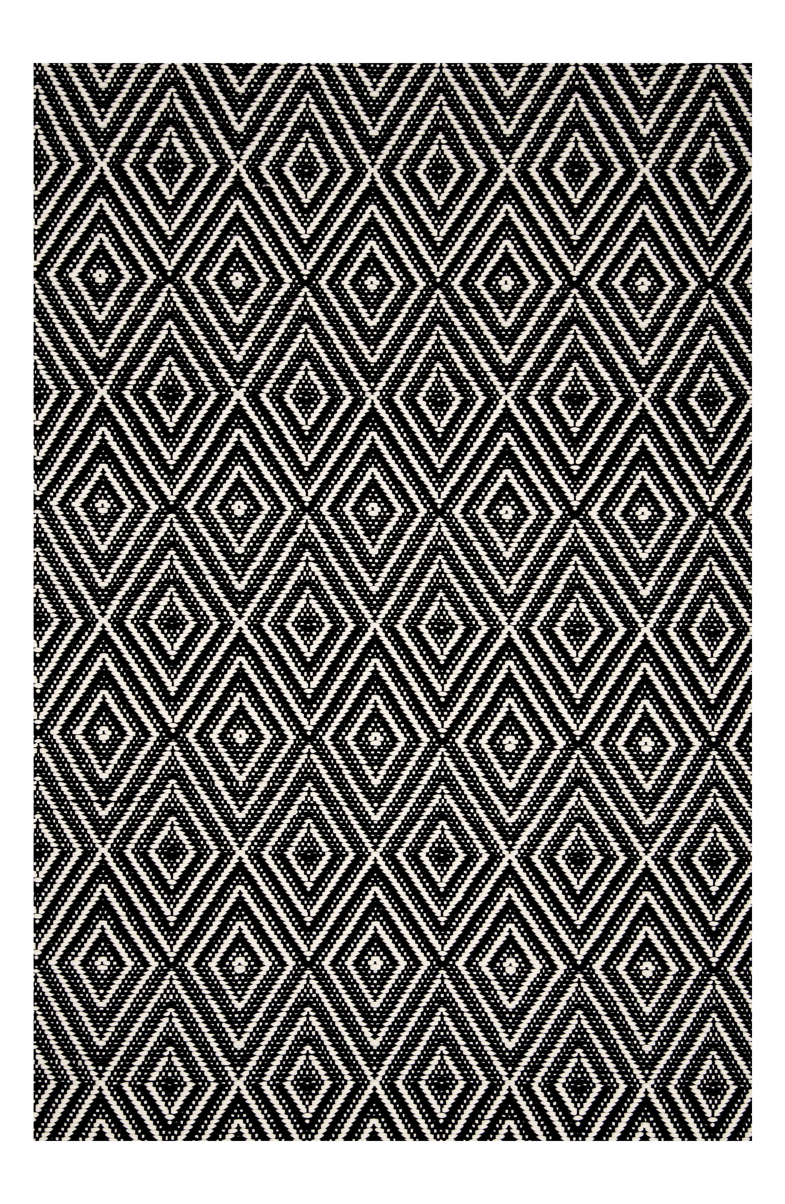 Dash Albert Diamond Indoor Outdoor Rug Nordstrom