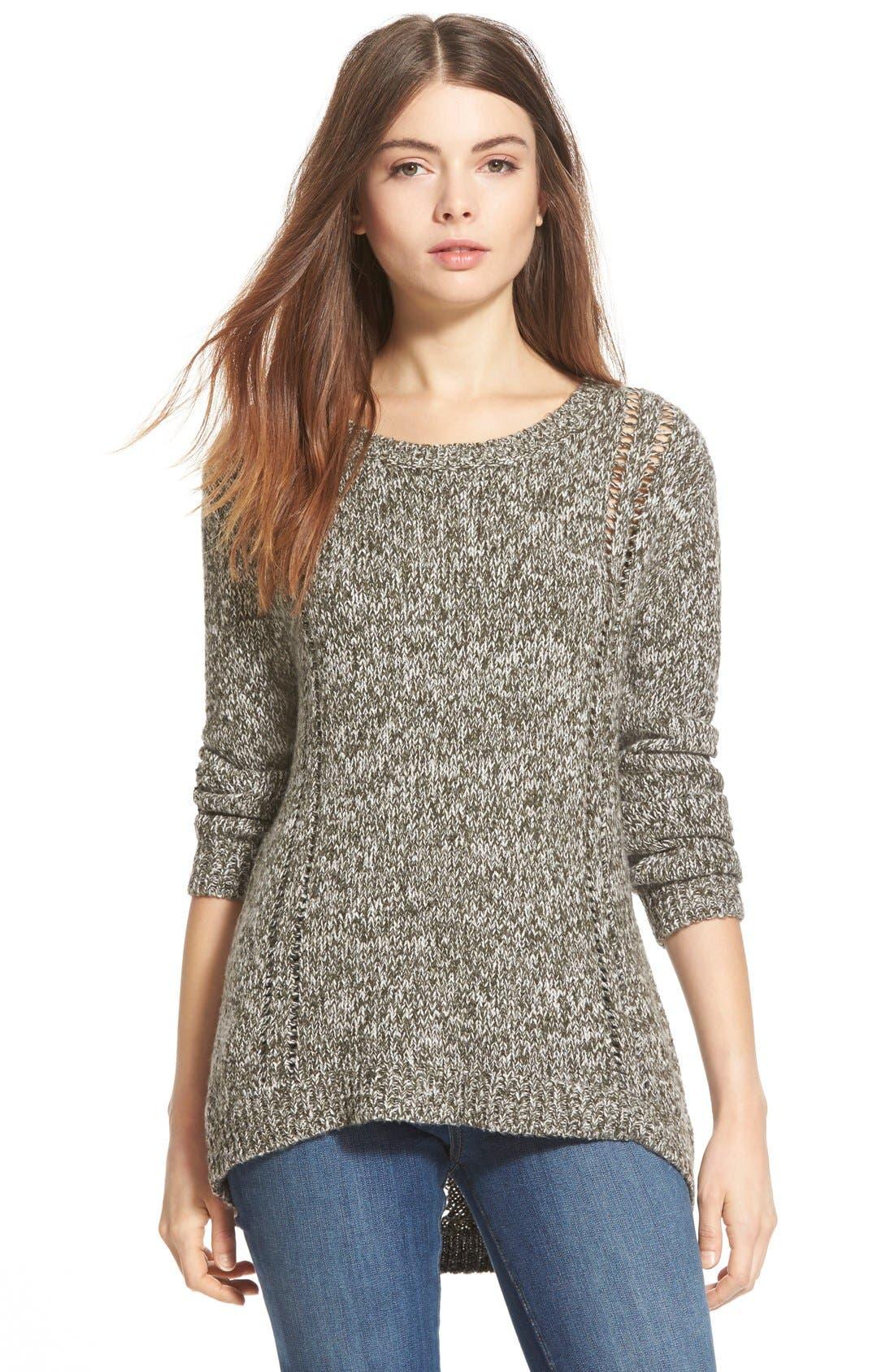 Back Detail Sweater,                             Main thumbnail 1, color,                             300